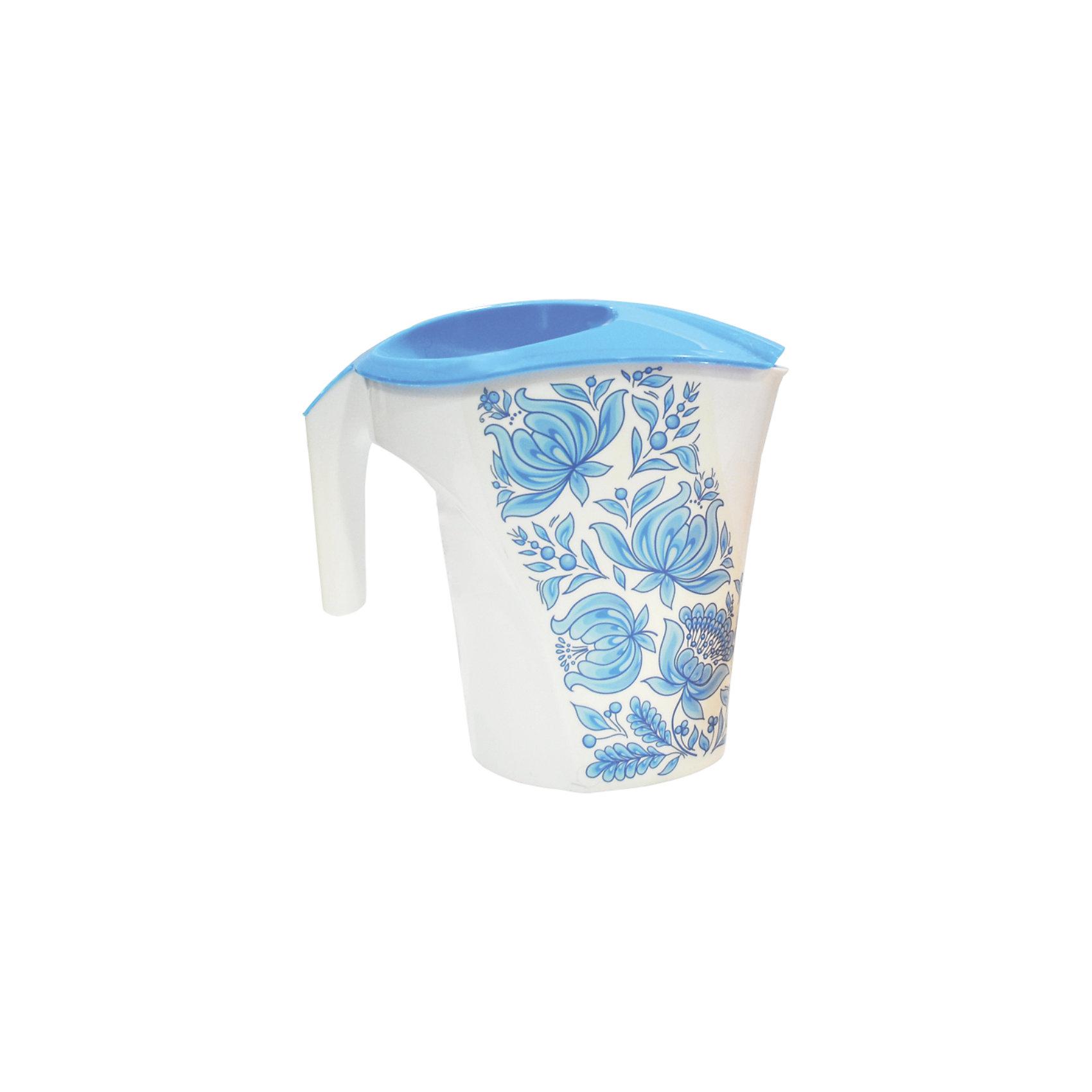 Кувшин Цветы 3 л, Plastic CentreПосуда<br>Кувшин Цветы 3 л, Plastic Centre<br><br>Характеристики:<br><br>• Материал: пластик<br>• Цвет: желтый<br>• В комплекте: 1 штука<br>• Объем: 2 литра<br><br>Кувшин подойдет для хранения соков или воды. Крепкая и очень удобная ручка делает процесс наливания воды доступным даже для детей. Красивый дизайн кувшина, форма и его цвет позволят ему вписаться в любой интерьер. Сделан кувшин из прочного пластика, которые не выделяет вредных веществ и не отражается на вкусе воды.<br><br>Кувшин Цветы 3 л, Plastic Centre можно купить в нашем интернет-магазине.<br><br>Ширина мм: 248<br>Глубина мм: 155<br>Высота мм: 235<br>Вес г: 242<br>Возраст от месяцев: 216<br>Возраст до месяцев: 1188<br>Пол: Унисекс<br>Возраст: Детский<br>SKU: 5545698