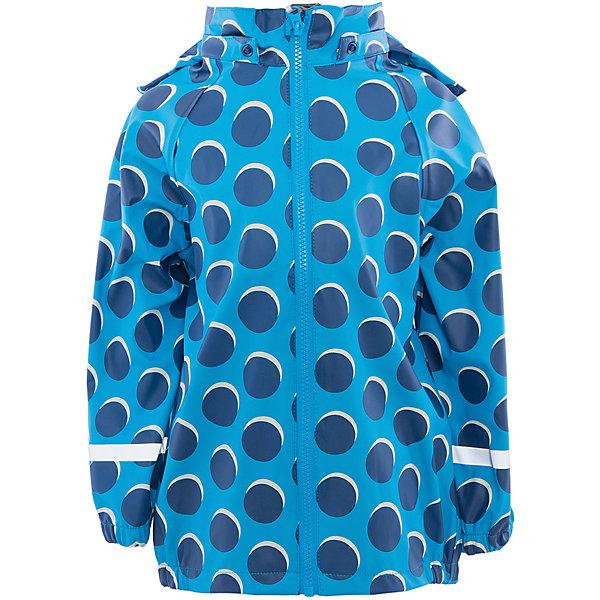 Куртка непромокаемая для девочки Color KidsВерхняя одежда<br>Характеристики товара:<br><br>• цвет: голубой<br>• состав: 50 % полиэстер, 50% полиуретан<br>• без утеплителя<br>• эластичные манжеты<br>• водоотталкивающая <br>• ветрозащитная <br>• светоотражающие детали<br>• застежка: молния<br>• капюшон отстегивается<br>• защита подбородка<br>• температурный режим: +10 до +20<br>• страна производства: Китай<br>• страна бренда: Дания<br><br>Эта симпатичная и удобная куртка сделана из непромокаемого легкого материала, поэтому отлично подойдет для дождливой погоды в весенне-летний сезон. <br><br>Она комфортно сидит и обеспечивает ребенку необходимое удобство. Очень стильно смотрится. Отличный вариант качественной одежды от проверенного производителя!<br><br>Куртку для девочки от датского бренда Color Kids (Колор кидз) можно купить в нашем интернет-магазине.<br><br>Ширина мм: 356<br>Глубина мм: 10<br>Высота мм: 245<br>Вес г: 519<br>Цвет: голубой<br>Возраст от месяцев: 36<br>Возраст до месяцев: 48<br>Пол: Женский<br>Возраст: Детский<br>Размер: 104,98,128,122,116,110<br>SKU: 5557318