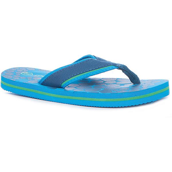 Шлепанцы для мальчика Color KidsПляжная обувь<br>Характеристики товара:<br><br>• цвет: голубой<br>• состав: текстиль<br>• застежка: нет<br>• яркие элементы<br>• подошва: EVA<br>• страна производства: Китай<br>• страна бренда: Дания<br><br>Шлепанцы Колор Кидс сделаны из прочного и легкого материала, поэтому отлично подойдут для пляжного отдыха. <br><br>Они комфортно сидят и обеспечивает ребенку необходимое удобство.<br><br>Шлепанцы от датского бренда Color Kids (Колор кидз) можно купить в нашем интернет-магазине.<br>Ширина мм: 225; Глубина мм: 139; Высота мм: 112; Вес г: 290; Цвет: голубой; Возраст от месяцев: 72; Возраст до месяцев: 84; Пол: Унисекс; Возраст: Детский; Размер: 28,26,34,32,30; SKU: 5557385;