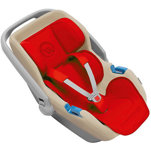 Автокресло Avionaut Jet, 0-13кг, красный/бежевыйГруппа 0+  (до 13 кг)<br>Характеристики автокресла:<br><br>• группа: 0-0+;<br>• вес ребенка: до 13 кг;<br>• способ крепления: штатные ремни безопасности;<br>• способ установки: против хода движения автомобиля;<br>• 3-х точечные ремни безопасности, регулируемые по длине и высоте;<br>• высота подголовника регулируется;<br>• ручка для переноски автокресла;<br>• тент от солнечных лучей, можно снять и спрятать в кармашек на молнии;<br>• хлопковая обивка, снимается и стирается при температуре 30 градусов;<br>• имеется подушечка для малыша;<br>• полистиреновые вкладыши;<br>• имеется встроенный адаптер для установки автокресла на шасси коляски.<br><br>Размер автокресла: 71х65х81 см<br>Вес автокресла: 3 кг<br>Размер упаковки: 70х44х37 см<br>Вес в упаковке: 3,5 кг<br><br>Автокресло Jet, 0-13кг., Avionaut, красный/бежевый можно купить в нашем интернет-магазине.<br><br>Ширина мм: 710<br>Глубина мм: 490<br>Высота мм: 400<br>Вес г: 3500<br>Возраст от месяцев: 0<br>Возраст до месяцев: 12<br>Пол: Унисекс<br>Возраст: Детский<br>SKU: 5559160