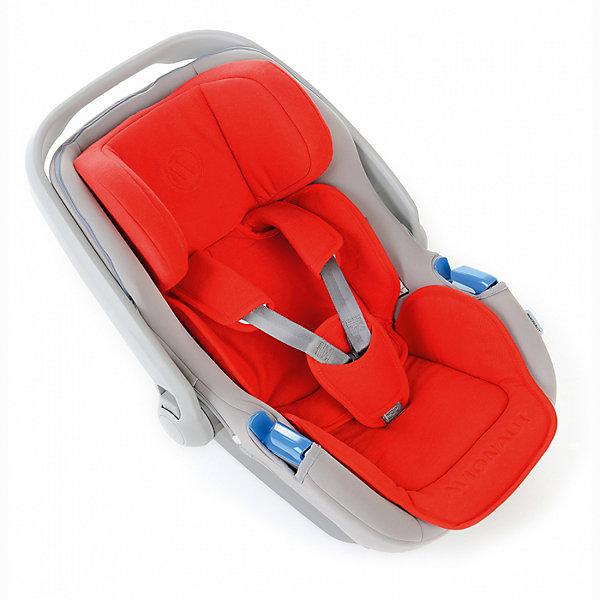 Автокресло Avionaut Jet, 0-13кг, красный/серыйГруппа 0+  (до 13 кг)<br>Характеристики автокресла:<br><br>• группа: 0-0+;<br>• вес ребенка: до 13 кг;<br>• способ крепления: штатные ремни безопасности;<br>• способ установки: против хода движения автомобиля;<br>• 3-х точечные ремни безопасности, регулируемые по длине и высоте;<br>• высота подголовника регулируется;<br>• ручка для переноски автокресла;<br>• тент от солнечных лучей, можно снять и спрятать в кармашек на молнии;<br>• хлопковая обивка, снимается и стирается при температуре 30 градусов;<br>• имеется подушечка для малыша;<br>• полистиреновые вкладыши;<br>• имеется встроенный адаптер для установки автокресла на шасси коляски.<br><br>Размер автокресла: 71х65х81 см<br>Вес автокресла: 3 кг<br>Размер упаковки: 70х44х37 см<br>Вес в упаковке: 3,5 кг<br><br>Автокресло Jet, 0-13кг., Avionaut, красный/серый можно купить в нашем интернет-магазине.<br>Ширина мм: 710; Глубина мм: 650; Высота мм: 810; Вес г: 3500; Возраст от месяцев: 0; Возраст до месяцев: 12; Пол: Унисекс; Возраст: Детский; SKU: 5559161;