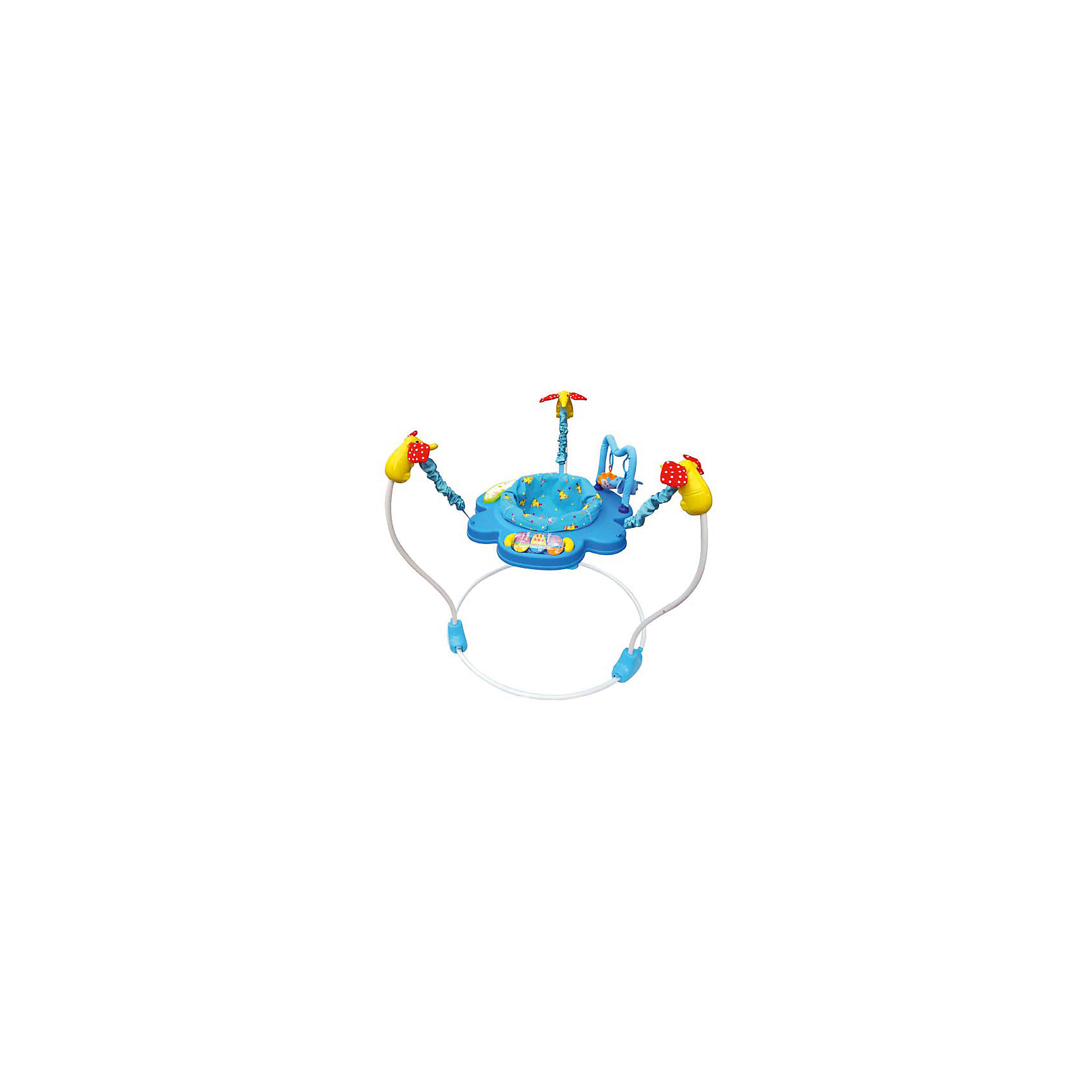 Прыгунки с игрушками, LaDiDa