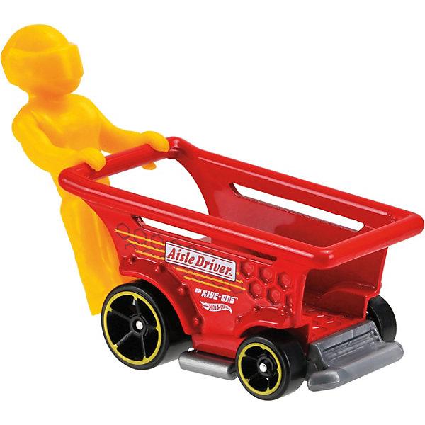 Машинка Hot Wheels из базовой коллекцииМашинки<br><br>Ширина мм: 110; Глубина мм: 45; Высота мм: 110; Вес г: 30; Возраст от месяцев: 36; Возраст до месяцев: 96; Пол: Мужской; Возраст: Детский; SKU: 5559748;
