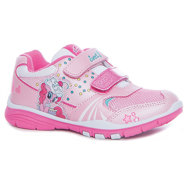Кроссовки My Little Pony для девочки KAKADU, розовый