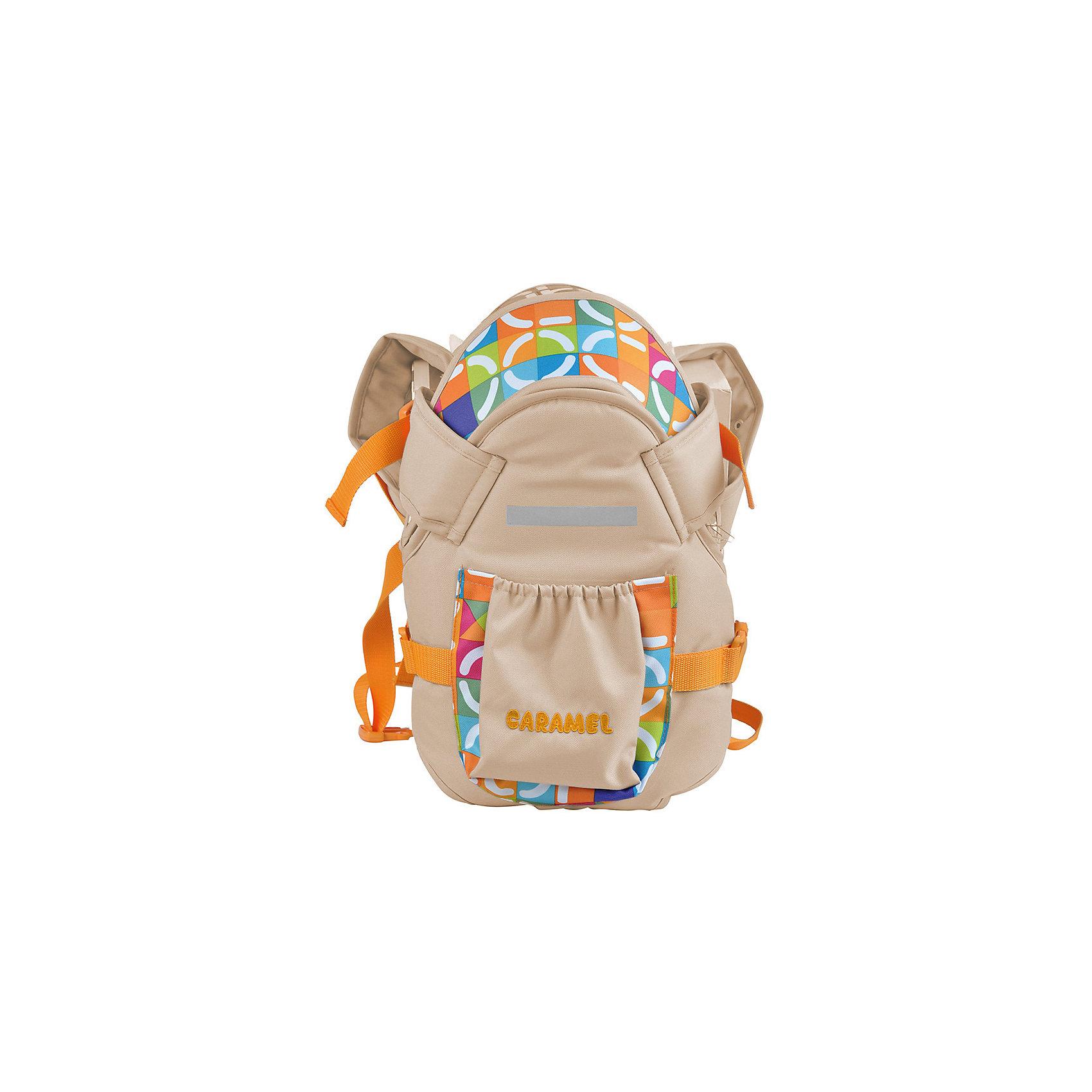 Рюкзак-кенгуру, Pituso, бежевыйСлинги и рюкзаки-переноски<br>Характеристики:<br><br>• жесткая спинка, которую можно снять;<br>• мягкие боковые полости;<br>• 5 вариантов использования: ребенок лицом к маме, спиной к маме, в положении «лежа»;<br>• допустимая нагрузка: до 9,5 кг;<br>• возраст ребенка: от 1 месяца до 10 месяцев;<br>• мягкие плечевые и нагрудные лямки;<br>• прочные ремни регулируются по длине;<br>• рюкзак оснащен съемным капюшоном;<br>• имеется кармашек для мелочей;<br>• дополнительные аксессуары: съемный нагрудник, держатель для пустышки;<br>• материал: полиэстер, нетоксичный и гипоаллергенный;<br>• размер упаковки: 27х34х11 см;<br>• вес: 700 г.<br><br>Рюкзак-переноска для деток с первого месяца жизни оснащен надежной системой креплений. Ремни регулируются по всем направлениям, ребенок защищен как в положении «лицом к маме», так и в положении «спиной к маме». Нет необходимости дополнительно придерживать ребенка, руки мамочки остаются свободными. Равномерное распределение нагрузки снижает болевые ощущения в спине, поясничном, шейном и грудном отделах. Рюкзак-кенгуру можно использовать до 10-12 месяцев, при условии, что вес ребенка не превышает 9,5 кг.  <br><br>Рюкзак-кенгуру, Pituso, бежевый можно купить в нашем интернет-магазине.<br><br>Ширина мм: 270<br>Глубина мм: 340<br>Высота мм: 110<br>Вес г: 700<br>Возраст от месяцев: 1<br>Возраст до месяцев: 10<br>Пол: Унисекс<br>Возраст: Детский<br>SKU: 5563026
