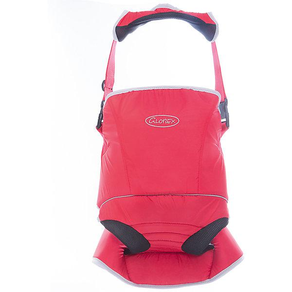 Рюкзак-кенгуру Грандер, Globex, красныйРюкзаки-переноски<br>Характеристики:<br><br>• анатомический рюкзак-кенгуру;<br>• возраст ребенка: от 1 года до 3 лет;<br>• вес ребенка: 10-20 кг;<br>• положение ребенка: «лицом к лицу»;<br>• надежная фиксация;<br>• удобные застежки;<br>• мягкие регулируемые наплечники;<br>• мягкие прорези для ножек;<br>• двойное сидение;<br>• размер упаковки: 36х27х10 см;<br>• вес: 700 г.<br><br>Рюкзак-кенгуру Grander позволяет носить ребенка таким образом, чтобы снизить давление на плечи и равномерно распределить нагрузку на спину. Размер регулируется, спинка рюкзака защищает спинку ребенка, двойной вкладыш обеспечивает дополнительный комфорт для малыша во время пребывания в рюкзаке-переноске. <br><br>Рюкзак-кенгуру Грандер, Глобэкс можно купить в нашем интернет-магазине.<br><br>Ширина мм: 360<br>Глубина мм: 270<br>Высота мм: 100<br>Вес г: 700<br>Возраст от месяцев: 1<br>Возраст до месяцев: 10<br>Пол: Унисекс<br>Возраст: Детский<br>SKU: 5563029
