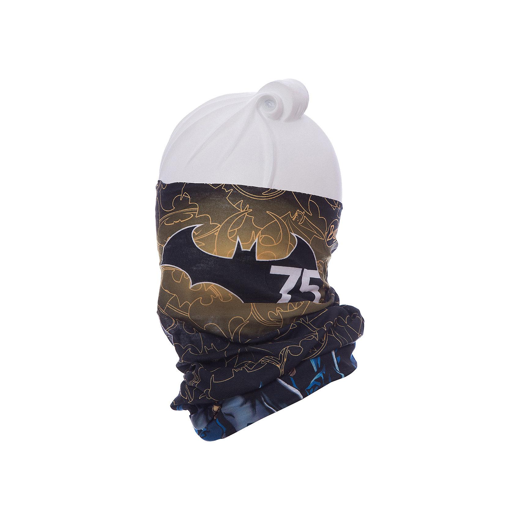 Бандана BUFFГоловные уборы<br>Бандана BUFF <br>Бесшовная бандана-труба из специальной серии Original BUFF. Original BUFF - самый популярный универсальный головной убор из всех серий. <br><br>Сделан из микрофибры - защищает от ветра, пыли, влаги и ультрафиолета. Контролирует микроклимат в холодную и теплую погоду, отводит влагу. Ткань обработана ионами серебра, обеспечивающими длительный антибактериальный эффект и предотвращающими появление запаха. Допускается машинная и ручная стирка при 30-40градусах. Материал не теряет цвет и эластичность, не требует глажки. <br><br>Original BUFF можно носить на шее и на голове, как шейный платок, маску, бандану, шапку и подшлемник. <br><br>Свойства материала позволяют использовать бандану Original BUFF в любое время года, при занятиях любым видом спорта, активного отдыха, туризма или рыбалки.<br>Состав:<br>Полиэстер 100%<br><br>Ширина мм: 89<br>Глубина мм: 117<br>Высота мм: 44<br>Вес г: 155<br>Цвет: синий<br>Возраст от месяцев: 84<br>Возраст до месяцев: 1188<br>Пол: Унисекс<br>Возраст: Детский<br>Размер: one size<br>SKU: 5568599