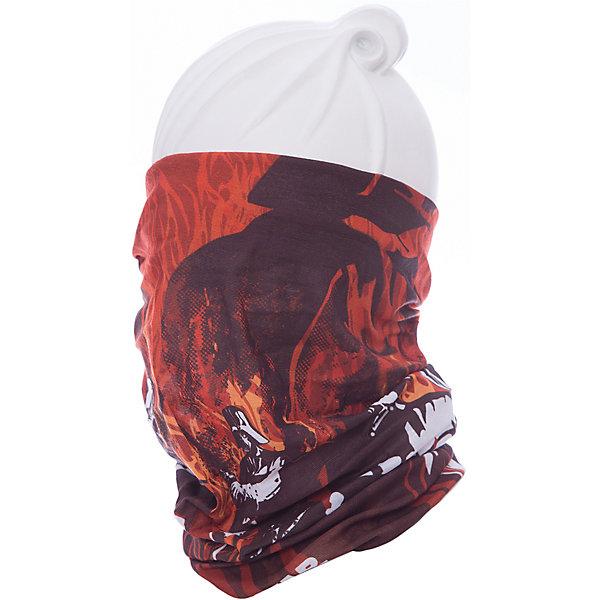 Бандана BUFFГоловные уборы<br>Бандана BUFF <br>Бесшовная бандана-труба из специальной серии Original BUFF. Original BUFF - самый популярный универсальный головной убор из всех серий. <br><br>Сделан из микрофибры - защищает от ветра, пыли, влаги и ультрафиолета. Контролирует микроклимат в холодную и теплую погоду, отводит влагу. Ткань обработана ионами серебра, обеспечивающими длительный антибактериальный эффект и предотвращающими появление запаха. Допускается машинная и ручная стирка при 30-40градусах. Материал не теряет цвет и эластичность, не требует глажки. <br><br>Original BUFF можно носить на шее и на голове, как шейный платок, маску, бандану, шапку и подшлемник. <br><br>Свойства материала позволяют использовать бандану Original BUFF в любое время года, при занятиях любым видом спорта, активного отдыха, туризма или рыбалки.<br>Состав:<br>Полиэстер 100%<br>Ширина мм: 89; Глубина мм: 117; Высота мм: 44; Вес г: 155; Цвет: красный; Возраст от месяцев: 84; Возраст до месяцев: 1188; Пол: Унисекс; Возраст: Детский; Размер: one size; SKU: 5568603;