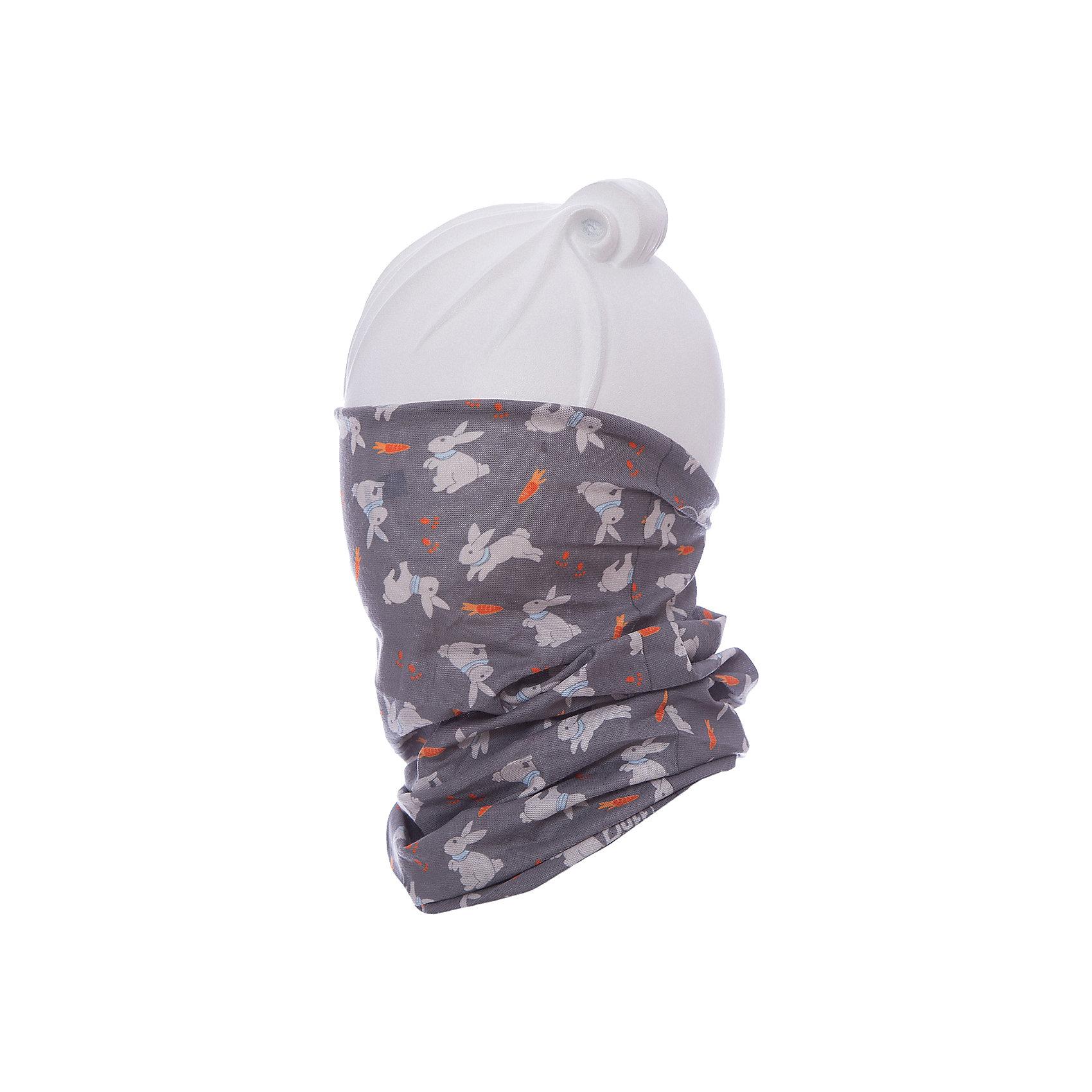 Бандана BUFFГоловные уборы<br>Бандана BUFF <br>Бесшовная бандана-труба из специальной серии Original BUFF. Original BUFF - самый популярный универсальный головной убор из всех серий. <br><br>Сделан из микрофибры - защищает от ветра, пыли, влаги и ультрафиолета. Контролирует микроклимат в холодную и теплую погоду, отводит влагу. Ткань обработана ионами серебра, обеспечивающими длительный антибактериальный эффект и предотвращающими появление запаха. Допускается машинная и ручная стирка при 30-40градусах. Материал не теряет цвет и эластичность, не требует глажки. <br><br>Original BUFF можно носить на шее и на голове, как шейный платок, маску, бандану, шапку и подшлемник. <br><br>Свойства материала позволяют использовать бандану Original BUFF в любое время года, при занятиях любым видом спорта, активного отдыха, туризма или рыбалки.<br>Состав:<br>Полиэстер 100%<br><br>Ширина мм: 89<br>Глубина мм: 117<br>Высота мм: 44<br>Вес г: 155<br>Цвет: серый<br>Возраст от месяцев: 84<br>Возраст до месяцев: 1188<br>Пол: Унисекс<br>Возраст: Детский<br>Размер: one size<br>SKU: 5568611
