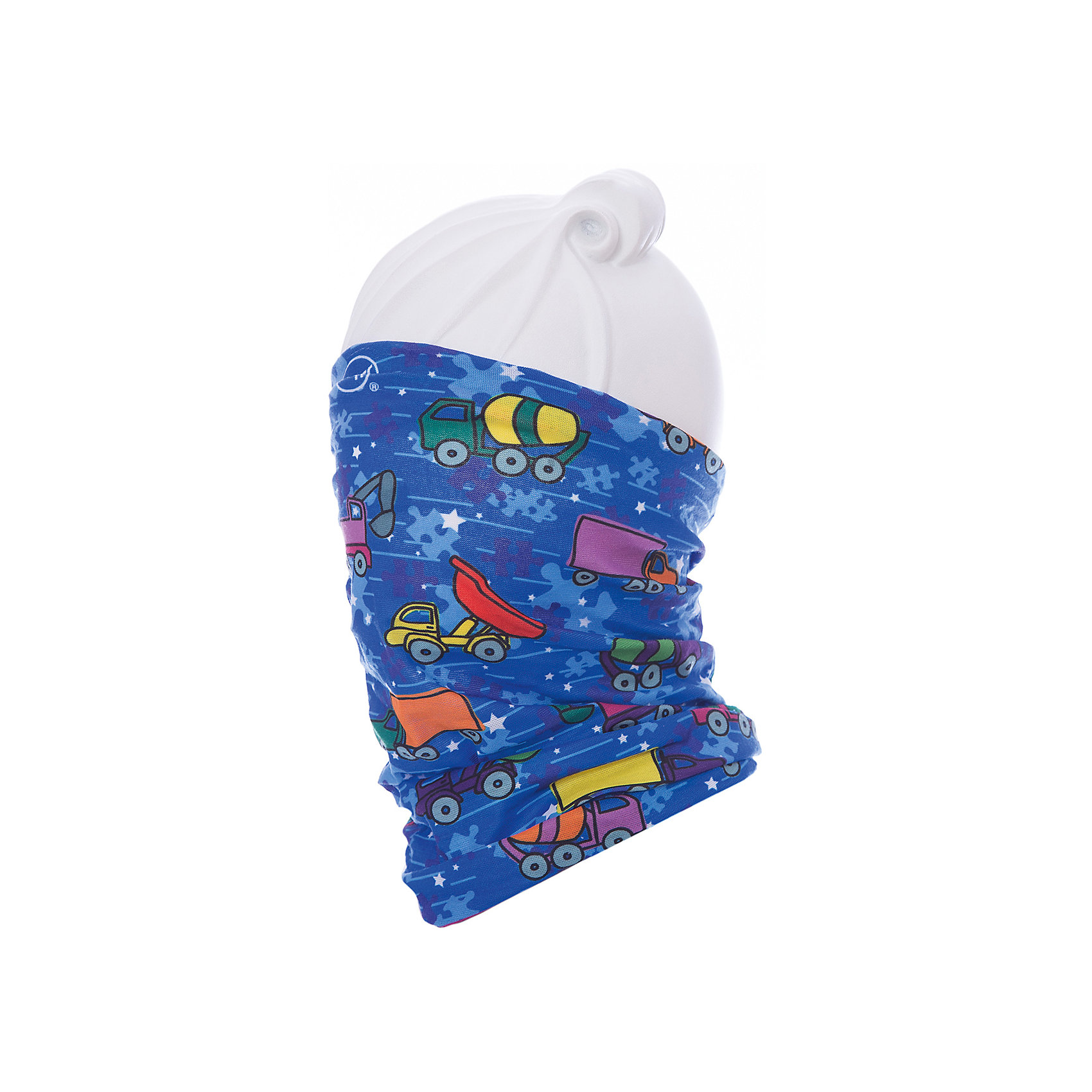 Бандана BUFFБандана BUFF <br>Бесшовная бандана-труба из специальной серии Original BUFF. Original BUFF - самый популярный универсальный головной убор из всех серий. <br><br>Сделан из микрофибры - защищает от ветра, пыли, влаги и ультрафиолета. Контролирует микроклимат в холодную и теплую погоду, отводит влагу. Ткань обработана ионами серебра, обеспечивающими длительный антибактериальный эффект и предотвращающими появление запаха. Допускается машинная и ручная стирка при 30-40градусах. Материал не теряет цвет и эластичность, не требует глажки. <br><br>Original BUFF можно носить на шее и на голове, как шейный платок, маску, бандану, шапку и подшлемник. <br><br>Свойства материала позволяют использовать бандану Original BUFF в любое время года, при занятиях любым видом спорта, активного отдыха, туризма или рыбалки.<br>Состав:<br>Полиэстер 100%<br><br>Ширина мм: 89<br>Глубина мм: 117<br>Высота мм: 44<br>Вес г: 155<br>Цвет: голубой<br>Возраст от месяцев: 84<br>Возраст до месяцев: 1188<br>Пол: Унисекс<br>Возраст: Детский<br>Размер: one size<br>SKU: 5568621