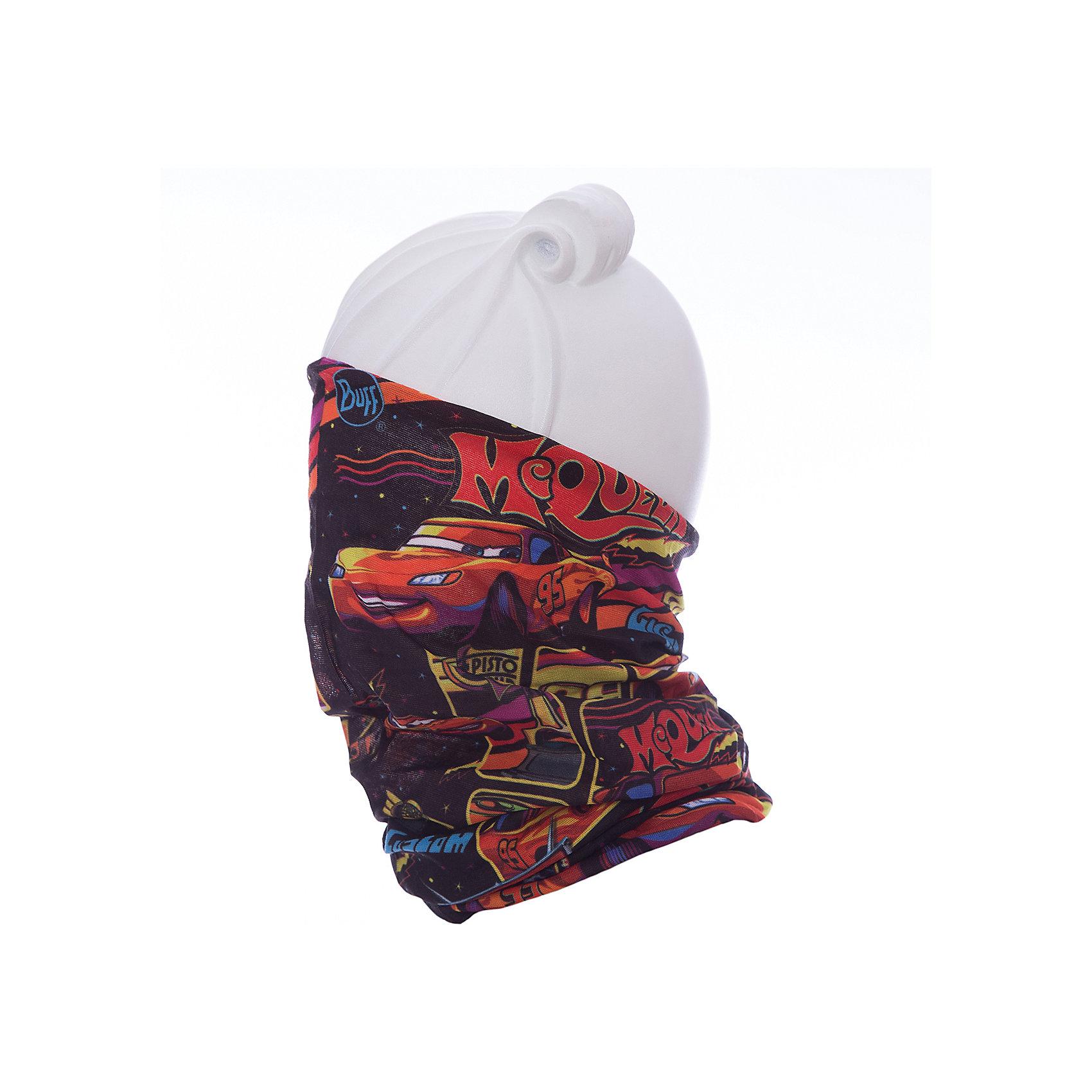 Бандана BUFFГоловные уборы<br>Бандана BUFF <br>Бесшовная бандана-труба из специальной серии Original BUFF. Original BUFF - самый популярный универсальный головной убор из всех серий. <br><br>Сделан из микрофибры - защищает от ветра, пыли, влаги и ультрафиолета. Контролирует микроклимат в холодную и теплую погоду, отводит влагу. Ткань обработана ионами серебра, обеспечивающими длительный антибактериальный эффект и предотвращающими появление запаха. Допускается машинная и ручная стирка при 30-40градусах. Материал не теряет цвет и эластичность, не требует глажки. <br><br>Original BUFF можно носить на шее и на голове, как шейный платок, маску, бандану, шапку и подшлемник. <br><br>Свойства материала позволяют использовать бандану Original BUFF в любое время года, при занятиях любым видом спорта, активного отдыха, туризма или рыбалки.<br>Состав:<br>Полиэстер 100%<br><br>Ширина мм: 89<br>Глубина мм: 117<br>Высота мм: 44<br>Вес г: 155<br>Цвет: красный<br>Возраст от месяцев: 84<br>Возраст до месяцев: 1188<br>Пол: Унисекс<br>Возраст: Детский<br>Размер: one size<br>SKU: 5568637