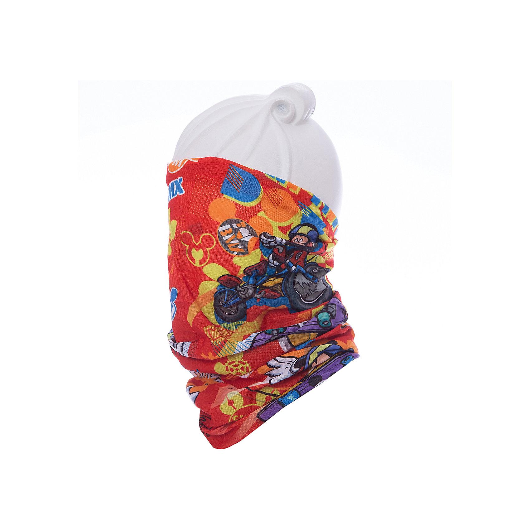 Бандана BUFFГоловные уборы<br>Бандана BUFF <br>Бесшовная бандана-труба из специальной серии Original BUFF. Original BUFF - самый популярный универсальный головной убор из всех серий. <br><br>Сделан из микрофибры - защищает от ветра, пыли, влаги и ультрафиолета. Контролирует микроклимат в холодную и теплую погоду, отводит влагу. Ткань обработана ионами серебра, обеспечивающими длительный антибактериальный эффект и предотвращающими появление запаха. Допускается машинная и ручная стирка при 30-40градусах. Материал не теряет цвет и эластичность, не требует глажки. <br><br>Original BUFF можно носить на шее и на голове, как шейный платок, маску, бандану, шапку и подшлемник. <br><br>Свойства материала позволяют использовать бандану Original BUFF в любое время года, при занятиях любым видом спорта, активного отдыха, туризма или рыбалки.<br>Состав:<br>Полиэстер 100%<br><br>Ширина мм: 89<br>Глубина мм: 117<br>Высота мм: 44<br>Вес г: 155<br>Цвет: красный<br>Возраст от месяцев: 84<br>Возраст до месяцев: 1188<br>Пол: Унисекс<br>Возраст: Детский<br>Размер: one size<br>SKU: 5568653