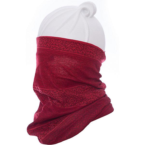 Бандана BUFFГоловные уборы<br>Бандана BUFF <br>Бесшовная бандана-труба из специальной серии Original BUFF. Original BUFF - самый популярный универсальный головной убор из всех серий. <br><br>Сделан из микрофибры - защищает от ветра, пыли, влаги и ультрафиолета. Контролирует микроклимат в холодную и теплую погоду, отводит влагу. Ткань обработана ионами серебра, обеспечивающими длительный антибактериальный эффект и предотвращающими появление запаха. Допускается машинная и ручная стирка при 30-40градусах. Материал не теряет цвет и эластичность, не требует глажки. <br><br>Original BUFF можно носить на шее и на голове, как шейный платок, маску, бандану, шапку и подшлемник. <br><br>Свойства материала позволяют использовать бандану Original BUFF в любое время года, при занятиях любым видом спорта, активного отдыха, туризма или рыбалки.<br>Состав:<br>Полиэстер 100%<br><br>Ширина мм: 89<br>Глубина мм: 117<br>Высота мм: 44<br>Вес г: 155<br>Цвет: красный<br>Возраст от месяцев: 84<br>Возраст до месяцев: 1188<br>Пол: Унисекс<br>Возраст: Детский<br>Размер: one size<br>SKU: 5568693