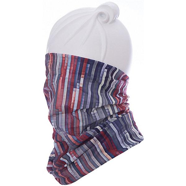 Бандана BUFFГоловные уборы<br>Бандана BUFF <br>Бесшовная бандана-труба из специальной серии Original BUFF. Original BUFF - самый популярный универсальный головной убор из всех серий. <br><br>Сделан из микрофибры - защищает от ветра, пыли, влаги и ультрафиолета. Контролирует микроклимат в холодную и теплую погоду, отводит влагу. Ткань обработана ионами серебра, обеспечивающими длительный антибактериальный эффект и предотвращающими появление запаха. Допускается машинная и ручная стирка при 30-40градусах. Материал не теряет цвет и эластичность, не требует глажки. <br><br>Original BUFF можно носить на шее и на голове, как шейный платок, маску, бандану, шапку и подшлемник. <br><br>Свойства материала позволяют использовать бандану Original BUFF в любое время года, при занятиях любым видом спорта, активного отдыха, туризма или рыбалки.<br>Состав:<br>Полиэстер 100%<br>Ширина мм: 89; Глубина мм: 117; Высота мм: 44; Вес г: 155; Цвет: лиловый; Возраст от месяцев: 84; Возраст до месяцев: 1188; Пол: Унисекс; Возраст: Детский; Размер: one size; SKU: 5568699;