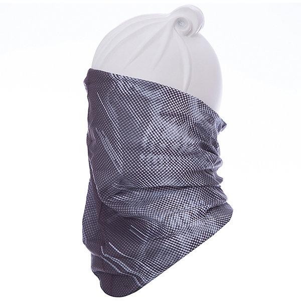 Бандана BUFFГоловные уборы<br>Бандана BUFF <br>Бесшовная бандана-труба из специальной серии Original BUFF. Original BUFF - самый популярный универсальный головной убор из всех серий. <br><br>Сделан из микрофибры - защищает от ветра, пыли, влаги и ультрафиолета. Контролирует микроклимат в холодную и теплую погоду, отводит влагу. Ткань обработана ионами серебра, обеспечивающими длительный антибактериальный эффект и предотвращающими появление запаха. Допускается машинная и ручная стирка при 30-40градусах. Материал не теряет цвет и эластичность, не требует глажки. <br><br>Original BUFF можно носить на шее и на голове, как шейный платок, маску, бандану, шапку и подшлемник. <br><br>Свойства материала позволяют использовать бандану Original BUFF в любое время года, при занятиях любым видом спорта, активного отдыха, туризма или рыбалки.<br>Состав:<br>Полиэстер 100%<br><br>Ширина мм: 89<br>Глубина мм: 117<br>Высота мм: 44<br>Вес г: 155<br>Цвет: черный<br>Возраст от месяцев: 84<br>Возраст до месяцев: 1188<br>Пол: Унисекс<br>Возраст: Детский<br>Размер: one size<br>SKU: 5568755