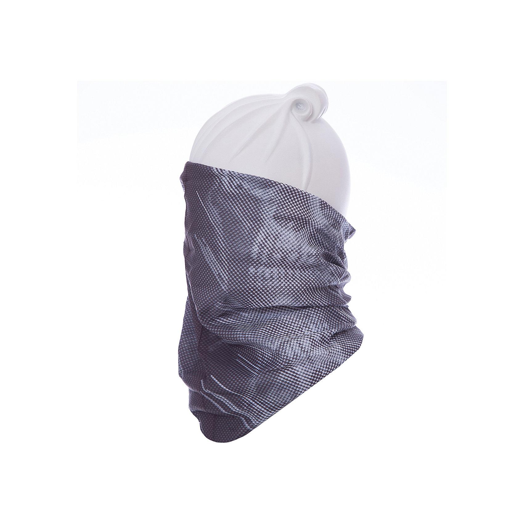Бандана BUFFБандана BUFF <br>Бесшовная бандана-труба из специальной серии Original BUFF. Original BUFF - самый популярный универсальный головной убор из всех серий. <br><br>Сделан из микрофибры - защищает от ветра, пыли, влаги и ультрафиолета. Контролирует микроклимат в холодную и теплую погоду, отводит влагу. Ткань обработана ионами серебра, обеспечивающими длительный антибактериальный эффект и предотвращающими появление запаха. Допускается машинная и ручная стирка при 30-40градусах. Материал не теряет цвет и эластичность, не требует глажки. <br><br>Original BUFF можно носить на шее и на голове, как шейный платок, маску, бандану, шапку и подшлемник. <br><br>Свойства материала позволяют использовать бандану Original BUFF в любое время года, при занятиях любым видом спорта, активного отдыха, туризма или рыбалки.<br>Состав:<br>Полиэстер 100%<br><br>Ширина мм: 89<br>Глубина мм: 117<br>Высота мм: 44<br>Вес г: 155<br>Цвет: черный<br>Возраст от месяцев: 84<br>Возраст до месяцев: 1188<br>Пол: Унисекс<br>Возраст: Детский<br>Размер: one size<br>SKU: 5568755