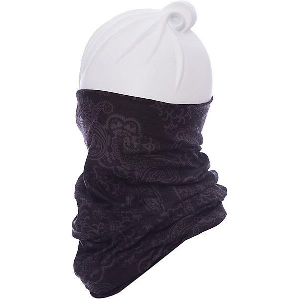 Купить Бандана BUFF, Италия, черный, one size, Унисекс