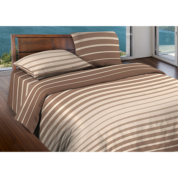 Постельное белье 2-х сп. Wenge, Motion Stripe BrownВзрослое постельное бельё<br>Постельное белье 2,0 Stripe Brown, БИО Комфорт, WENGE Motion (Венге)<br><br>Характеристики:<br><br>• мягкое и гипоаллергенное<br>• позволяет коже дышать<br>• впитывает лишнюю влагу<br>• не выцветает<br>• уникальный дизайн<br>• в комплекте: пододеяльник, простынь, наволочка (2 шт.)<br>• размер пододеяльника: 215х175 см<br>• размер простыни: 220х240 см<br>• размер наволочки: 70х70 см<br>• тип печати: реактивная<br>• материал: хлопок<br>• вес: 1800 грамм<br><br>Постельное белье Stripe Brown отличается стильным дизайном и хорошей износостойкостью. Комплект выполнен из материала БИО комфорт. Гладкая поверхность материала позволяет сохранить качество печати  рисунка. Белье из Био комфорта известно высокой гигроскопичностью и воздухопроницаемостью. Таким образом, вы можете быть уверены в своем комфорте во время отдыха. Белье не выцветает, сохраняет размер и форму даже после стирок. Комплект оформлен красивым принтом в коричневую полоску.<br><br>Постельное белье 2,0 Stripe Brown, БИО Комфорт, WENGE Motion (Венге) вы можете купить в нашем интернет-магазине.<br><br>Ширина мм: 500<br>Глубина мм: 250<br>Высота мм: 500<br>Вес г: 1800<br>Возраст от месяцев: 216<br>Возраст до месяцев: 1188<br>Пол: Унисекс<br>Возраст: Детский<br>SKU: 5569260