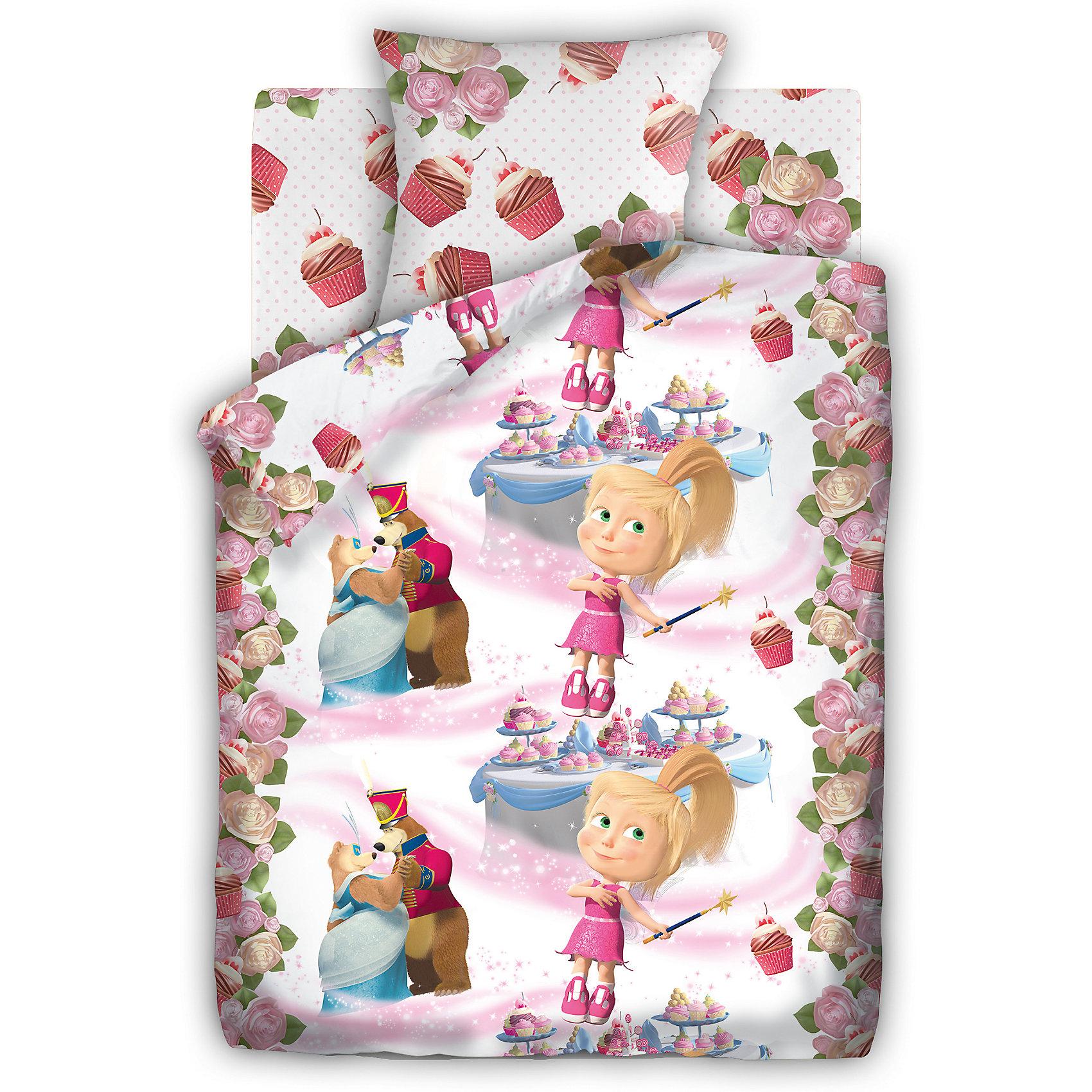 Постельное белье 1,5 Праздник, бязь, Маша и Медведь (нав 70*70)Маша и Медведь<br>Постельное белье 1,5 Праздник, бязь, Маша и Медведь (нав 70*70)<br><br>Характеристики:<br><br>• пропускает воздух<br>• выводит лишнюю влагу<br>• обеспечивает комфортный сон<br>• красочный дизайн<br>• материал: бязь<br>• состав: 100% хлопок<br>• в комплекте: наволочка, простынь, пододеяльник<br>• размер наволочки: 70х70 см<br>• размер простыни: 214х150 см<br>• размер пододеяльника: 215х143 см<br>• вес: 1200 грамм<br><br>Постельное белье Праздник изготовлено из бязи, отвечающей всем требованиям качества. Белье хорошо пропускает воздух и быстро впитывает влагу, обеспечивая ребенку комфорт во время сна. Комплект оформлен красочным рисунком с изображение героев мультфильма Маша и  медведь. Качественное белье - залог комфортного отдыха малыша.<br><br>Постельное белье 1,5 Праздник, бязь, Маша и Медведь (нав 70*70) вы можете купить в нашем интернет-магазине.<br><br>Ширина мм: 500<br>Глубина мм: 250<br>Высота мм: 500<br>Вес г: 1200<br>Возраст от месяцев: 36<br>Возраст до месяцев: 216<br>Пол: Женский<br>Возраст: Детский<br>SKU: 5569312