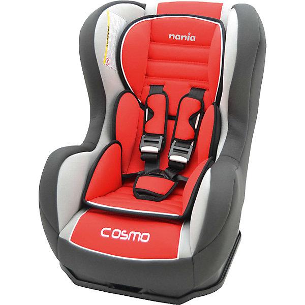 Автокресло Nania Cosmo SP LX Isofix 9-18 кг, agora carminГруппа 0-1 (до 18 кг)<br>Характеристики:<br><br>• группа: 0/1;<br>• вес ребенка: до 18 кг;<br>• возраст ребенка: от рождения до 4-х лет;<br>• способ установки: до 9 кг – против хода движения, 9-18 кг – по ходу движения;<br>• способ крепления: Isofix;<br>• сиденье помещено на специальную платформу;<br>• наличие мягкого анатомического вкладыша с подголовником;<br>• регулируемый угол наклона спинки: 5 положений включая положение «полулежа»;<br>• 5-ти точечные ремни безопасности оснащены мягкими плечевыми накладками;<br>• усиленная боковая защита SP - Side Protection;<br>• съемные чехлы, стирка при температуре 30 градусов;<br>• материал: пластик, полиэстер;<br>• размеры автокресла: 54х45х61 см;<br>• размер сиденья: 31х31 см;<br>• высота спинки: 55 см;<br>• вес автокресла: 5,7 кг;<br>• стандарт безопасности: ECE R44/04.<br><br>Автокресло Cosmo SP LX ISOFIX, 0-18кг, Nania, agora carmin можно купить в нашем интернет-магазине.<br><br>Ширина мм: 440<br>Глубина мм: 540<br>Высота мм: 640<br>Вес г: 9380<br>Возраст от месяцев: 0<br>Возраст до месяцев: 48<br>Пол: Унисекс<br>Возраст: Детский<br>SKU: 5569324