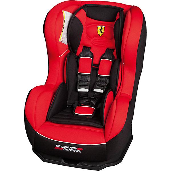 Автокресло Nania Cosmo SP Isofix 0-18 кг, corsa ferrariГруппа 0-1 (до 18 кг)<br>Характеристики:<br><br>• группа: 0/1;<br>• вес ребенка: до 18 кг;<br>• возраст ребенка: от рождения до 4-х лет;<br>• способ установки: до 9 кг – против хода движения, 9-18 кг – по ходу движения;<br>• способ крепления: Isofix;<br>• сиденье помещено на специальную платформу;<br>• наличие мягкого анатомического вкладыша с подголовником;<br>• регулируемый угол наклона спинки: 5 положений включая положение «полулежа»;<br>• 5-ти точечные ремни безопасности оснащены мягкими плечевыми накладками;<br>• усиленная боковая защита SP - Side Protection;<br>• съемные чехлы, стирка при температуре 30 градусов;<br>• материал: пластик, полиэстер;<br>• размеры автокресла: 54х45х61 см;<br>• размер сиденья: 31х31 см;<br>• высота спинки: 55 см;<br>• вес автокресла: 5,7 кг;<br>• стандарт безопасности: ECE R44/04.<br><br>Автокресло Cosmo SP ISOFIX, 0-18кг, Nania, corsa ferrari можно купить в нашем интернет-магазине.<br><br>Ширина мм: 440<br>Глубина мм: 540<br>Высота мм: 640<br>Вес г: 9380<br>Возраст от месяцев: 0<br>Возраст до месяцев: 48<br>Пол: Унисекс<br>Возраст: Детский<br>SKU: 5569325