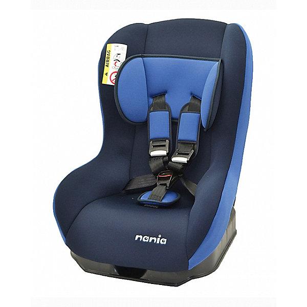 Автокресло Nania Basic 0-18 кг, abyssГруппа 0-1 (до 18 кг)<br>Характеристики:<br><br>• группа: 0/1;<br>• вес ребенка: до 18 кг;<br>• возраст ребенка: от рождения до 4-х лет;<br>• способ установки: до 9 кг – против хода движения, 9-18 кг – по ходу движения;<br>• способ крепления: штатные ремни безопасности автомобиля;<br>• сиденье помещено на специальную платформу;<br>• наличие мягкого анатомического вкладыша с подголовником;<br>• регулируемый угол наклона спинки: 5 положений включая положение «полулежа»;<br>• 5-ти точечные ремни безопасности оснащены мягкими плечевыми накладками;<br>• усиленная боковая защита SP - Side Protection;<br>• съемные чехлы, стирка при температуре 30 градусов;<br>• материал: пластик, полиэстер;<br>• размеры автокресла: 54х45х61 см;<br>• размер сиденья: 31х31 см;<br>• высота спинки: 55 см;<br>• вес автокресла: 5,7 кг;<br>• стандарт безопасности: ECE R44/04.<br><br>Автокресло Basic, 0-18кг, Nania, abyss можно купить в нашем интернет-магазине.<br><br>Ширина мм: 450<br>Глубина мм: 570<br>Высота мм: 595<br>Вес г: 4260<br>Возраст от месяцев: 0<br>Возраст до месяцев: 48<br>Пол: Мужской<br>Возраст: Детский<br>SKU: 5569329