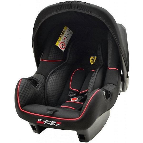 Автокресло Nania Beone SP 0-13 кг, black ferrariГруппа 0+  (до 13 кг)<br>Характеристики:<br><br>• группа: 0+;<br>• вес ребенка: до 13 кг;<br>• возраст ребенка: от рождения до 15 месяцев;<br>• способ установки: против хода движения;<br>• способ крепления: штатный ремень безопасности автомобиля;<br>• глубокая кресельная чаша;<br>• 3-х точечные ремни безопасности регулируются по длине и высоте;<br>• анатомический вкладыш для новорожденных;<br>• защитный капор от солнечных лучей;<br>• капор можно снять полностью;<br>• ручка для переноски автолюльки;<br>• функция качалки: автокресло раскачивается на ровной поверхности;<br>• материал: пластик, полиэстер;<br>• размеры автокресла: 70х47х40 см;<br>• размер сиденья: 32х30 см;<br>• вес автокресла: 2,9 кг;<br>• стандарт безопасности: ECE R44/04.<br><br>Автокресло Beone SP, 0-13 кг, Nania, black ferrari можно купить в нашем интернет-магазине.<br><br>Ширина мм: 390<br>Глубина мм: 720<br>Высота мм: 400<br>Вес г: 2970<br>Возраст от месяцев: 0<br>Возраст до месяцев: 8<br>Пол: Унисекс<br>Возраст: Детский<br>SKU: 5569335