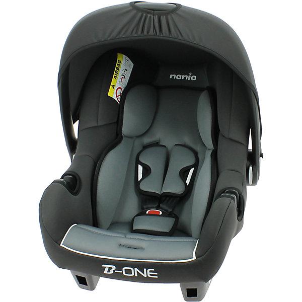 Автокресло Nania Beone SP LUX 0-13 кг, agora stormГруппа 0+  (до 13 кг)<br>Характеристики:<br><br>• группа: 0+;<br>• вес ребенка: до 13 кг;<br>• возраст ребенка: от рождения до 15 месяцев;<br>• способ установки: против хода движения;<br>• способ крепления: штатный ремень безопасности автомобиля;<br>• глубокая кресельная чаша;<br>• 3-х точечные ремни безопасности регулируются по длине и высоте;<br>• анатомический вкладыш для новорожденных;<br>• защитный капор от солнечных лучей;<br>• капор можно снять полностью;<br>• ручка для переноски автолюльки;<br>• функция качалки: автокресло раскачивается на ровной поверхности;<br>• материал: пластик, полиэстер;<br>• размеры автокресла: 70х47х40 см;<br>• размер сиденья: 32х30 см;<br>• вес автокресла: 2,9 кг;<br>• стандарт безопасности: ECE R44/04.<br> <br>Автокресло Beone SP LX, 0-13кг, Nania, agora storm можно купить в нашем интернет-магазине.<br><br>Ширина мм: 390<br>Глубина мм: 720<br>Высота мм: 400<br>Вес г: 2970<br>Возраст от месяцев: 0<br>Возраст до месяцев: 8<br>Пол: Унисекс<br>Возраст: Детский<br>SKU: 5569336