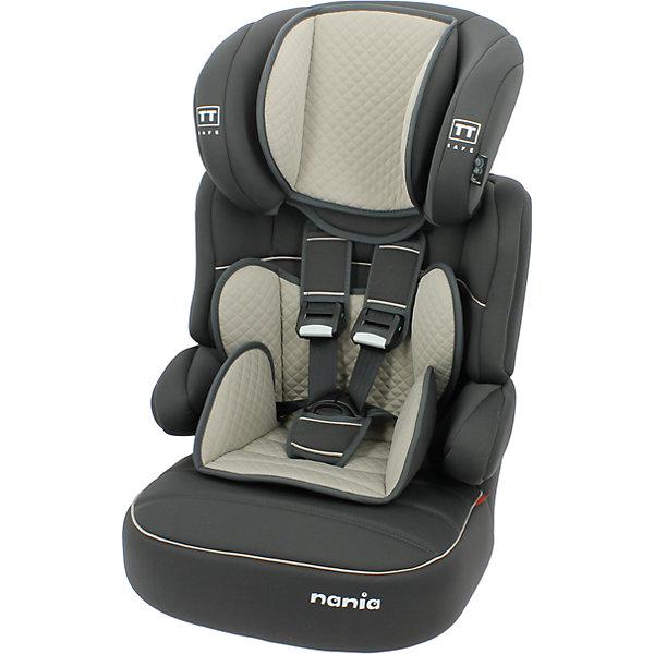 Автокресло Nania Beline SP LTD 9-36 кг, quilt shadowГруппа 1-2-3  (от 9 до 36 кг)<br>Характеристики:<br><br>• группа: 1/2/3;<br>• вес ребенка: 9-36 кг;<br>• возраст ребенка: от 8 месяцев до 12 лет;<br>• способ установки: по ходу движения автомобиля;<br>• способ крепления: штатные ремни безопасности автомобиля;<br>• вкладыш для маленького ребенка, имеется встроенный мягкий подголовник;<br>• вкладыш съемный, для подросшего ребенка остается бустер со спинкой;<br>• кресло оснащено подлокотниками с мягкой обивкой;<br>• высота подголовника регулируется в 5-ти положениях;<br>• чехлы автокресла съемные, стираются при температуре 30 градусов;<br>• маленький ребенок фиксируется встроенными 5-ти точечными ремнями автокресла, подросший малыш – 3-х точечными ремнями безопасности автомобиля;<br>• усиленная боковая защита SP - Side Protection;<br>• материал: пластик, полиэстер;<br>• размеры автокресла: 54x45x78 см;<br>• вес автокресла: 4,7 кг;<br>• стандарт безопасности: ECE R44/04.<br><br>Автокресло Beline SP LTD, 9-36кг, Nania, quilt shadow можно купить в нашем интернет-магазине.<br><br>Ширина мм: 450<br>Глубина мм: 450<br>Высота мм: 880<br>Вес г: 5200<br>Возраст от месяцев: 8<br>Возраст до месяцев: 144<br>Пол: Унисекс<br>Возраст: Детский<br>SKU: 5569338