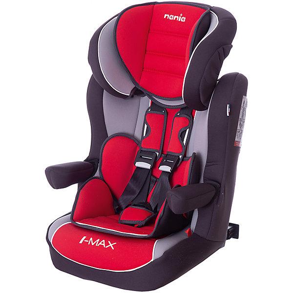 Автокресло Nania Imax SP LX Isofix 9-36 кг, agora carminГруппа 1-2-3  (от 9 до 36 кг)<br>Характеристики:<br><br>• группа: 1/2/3;<br>• вес ребенка: 9-36 кг;<br>• возраст ребенка: от 8 месяцев до 12 лет;<br>• способ установки: по ходу движения автомобиля;<br>• способ крепления: система Isofix;<br>• вкладыш для маленького ребенка, имеется встроенный мягкий подголовник;<br>• вкладыш съемный, для подросшего ребенка остается бустер со спинкой;<br>• кресло оснащено подлокотниками с мягкой обивкой;<br>• положение подлокотников можно регулировать;<br>• высота подголовника регулируется в 5-ти положениях;<br>• чехлы автокресла съемные, стираются при температуре 30 градусов;<br>• маленький ребенок фиксируется встроенными 5-ти точечными ремнями автокресла, подросший малыш – 3-х точечными ремнями безопасности автомобиля;<br>• усиленная боковая защита SP - Side Protection;<br>• материал: пластик, полиэстер;<br>• размеры автокресла: 454х45х88 см;<br>• вес автокресла: 4,7 кг;<br>• стандарт безопасности: ECE R44/04.<br><br>Автокресло Imax SP LX Isofix, 9-36кг, Nania, agora carmin можно купить в нашем интернет-магазине.<br>Ширина мм: 450; Глубина мм: 500; Высота мм: 710; Вес г: 4530; Возраст от месяцев: 8; Возраст до месяцев: 144; Пол: Унисекс; Возраст: Детский; SKU: 5569341;