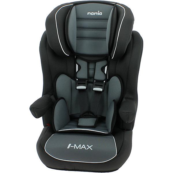 Автокресло Nania Imax SP LX Isofix 9-36 кг, agora stormГруппа 1-2-3  (от 9 до 36 кг)<br>Характеристики:<br><br>• группа: 1/2/3;<br>• вес ребенка: 9-36 кг;<br>• возраст ребенка: от 8 месяцев до 12 лет;<br>• способ установки: по ходу движения автомобиля;<br>• способ крепления: система Isofix;<br>• вкладыш для маленького ребенка, имеется встроенный мягкий подголовник;<br>• вкладыш съемный, для подросшего ребенка остается бустер со спинкой;<br>• кресло оснащено подлокотниками с мягкой обивкой;<br>• положение подлокотников можно регулировать;<br>• высота подголовника регулируется в 5-ти положениях;<br>• чехлы автокресла съемные, стираются при температуре 30 градусов;<br>• маленький ребенок фиксируется встроенными 5-ти точечными ремнями автокресла, подросший малыш – 3-х точечными ремнями безопасности автомобиля;<br>• усиленная боковая защита SP - Side Protection;<br>• материал: пластик, полиэстер;<br>• размеры автокресла: 454х45х88 см;<br>• вес автокресла: 4,7 кг;<br>• стандарт безопасности: ECE R44/04.<br><br>Автокресло Imax SP LX Isofix, 9-36кг, Nania, agora storm можно купить в нашем интернет-магазине.<br>Ширина мм: 450; Глубина мм: 500; Высота мм: 710; Вес г: 4530; Возраст от месяцев: 8; Возраст до месяцев: 144; Пол: Унисекс; Возраст: Детский; SKU: 5569343;