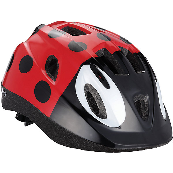 Летний шлем Жук Boogy , BBBЗащита, шлемы<br>Характеристики товара:<br><br>• 12 вентиляционных отверстий<br>• задние вентиляционные отверстия для оптимального воздушного потока<br>• сетка - защищает от насекомых<br>• регулируемые ремни для совершенной и удобной посадки<br>• легкая регулировка TwistClose системы, можно регулировать одной рукой <br>• моющиеся антибактериальные колодки<br>• светоотражающие наклейки сзади<br>• размеры: S (48-54 см) и M (52-56 см)<br>• страна производства: Тайвань<br><br>Активный отдых на свежем воздухе - лучшее времяпрепровождение летом. Неважно, что выбрал ребенок: самокат, беговел или велосипед,  в любом случае, шлем необходим по правилам техники безопасности. <br><br>Внешне шлем Boogy напоминает жука, что непременно порадует ребенка и у него не будет повода отказаться его надевать.<br><br>Летний шлем Жук Boogy можно купить в нашем интернет-магазине.<br>Ширина мм: 270; Глубина мм: 240; Высота мм: 180; Вес г: 500; Возраст от месяцев: 36; Возраст до месяцев: 144; Пол: Унисекс; Возраст: Детский; SKU: 5569385;