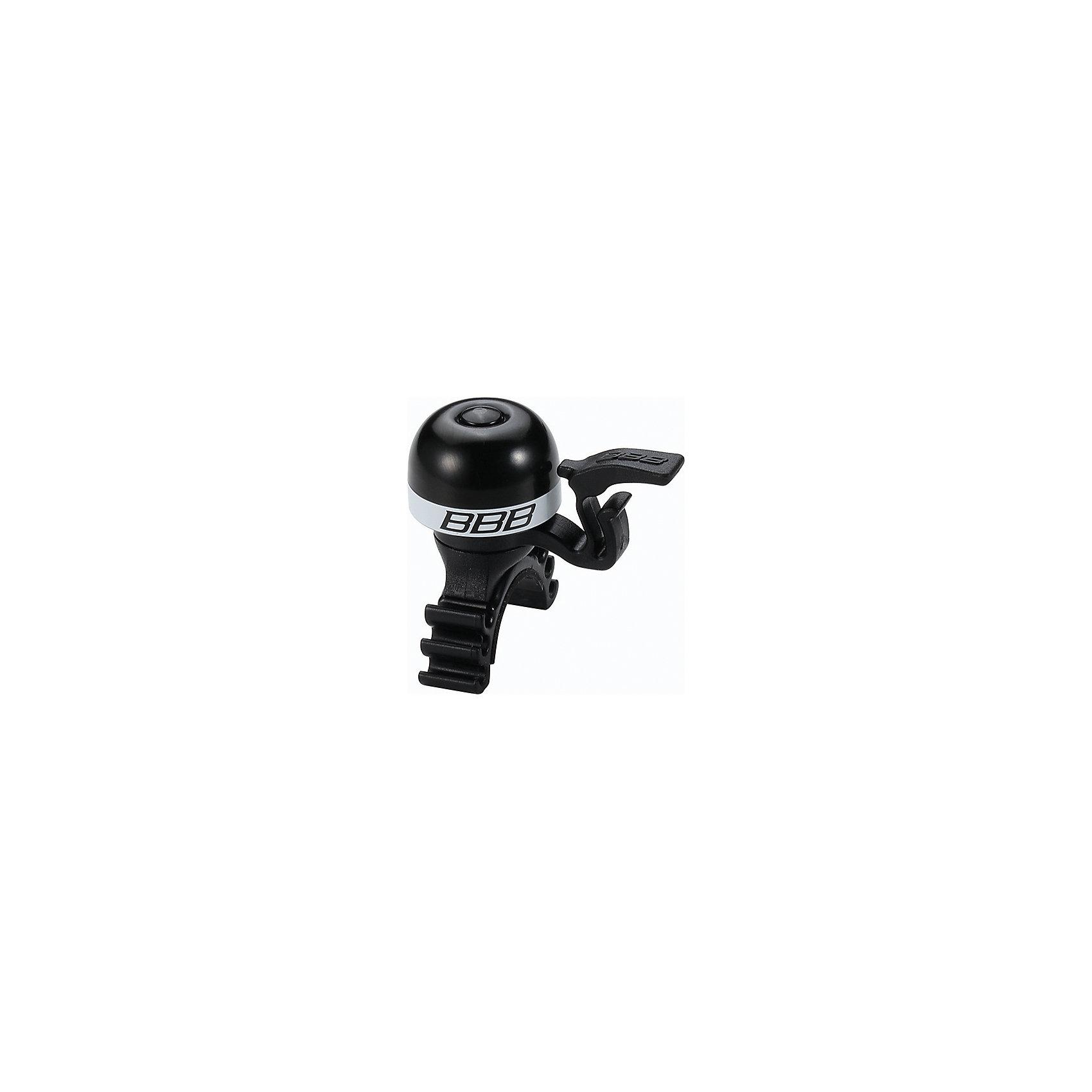 Звонок MiniFit  черный/белый, BBBАксеcсуары для велосипедов<br>Характеристики товара: <br><br>• цвет: черный/белый<br>• быстросъемный <br>• крепление с резиновым ремешком<br>• подходит для всех видов рулей<br>• прочная и легкая конструкция<br><br>Звонок MiniFit  черный/белый, BBB можно купить в нашем интернет-магазине.<br><br>Ширина мм: 160<br>Глубина мм: 80<br>Высота мм: 40<br>Вес г: 31<br>Возраст от месяцев: 36<br>Возраст до месяцев: 144<br>Пол: Унисекс<br>Возраст: Детский<br>SKU: 5569395