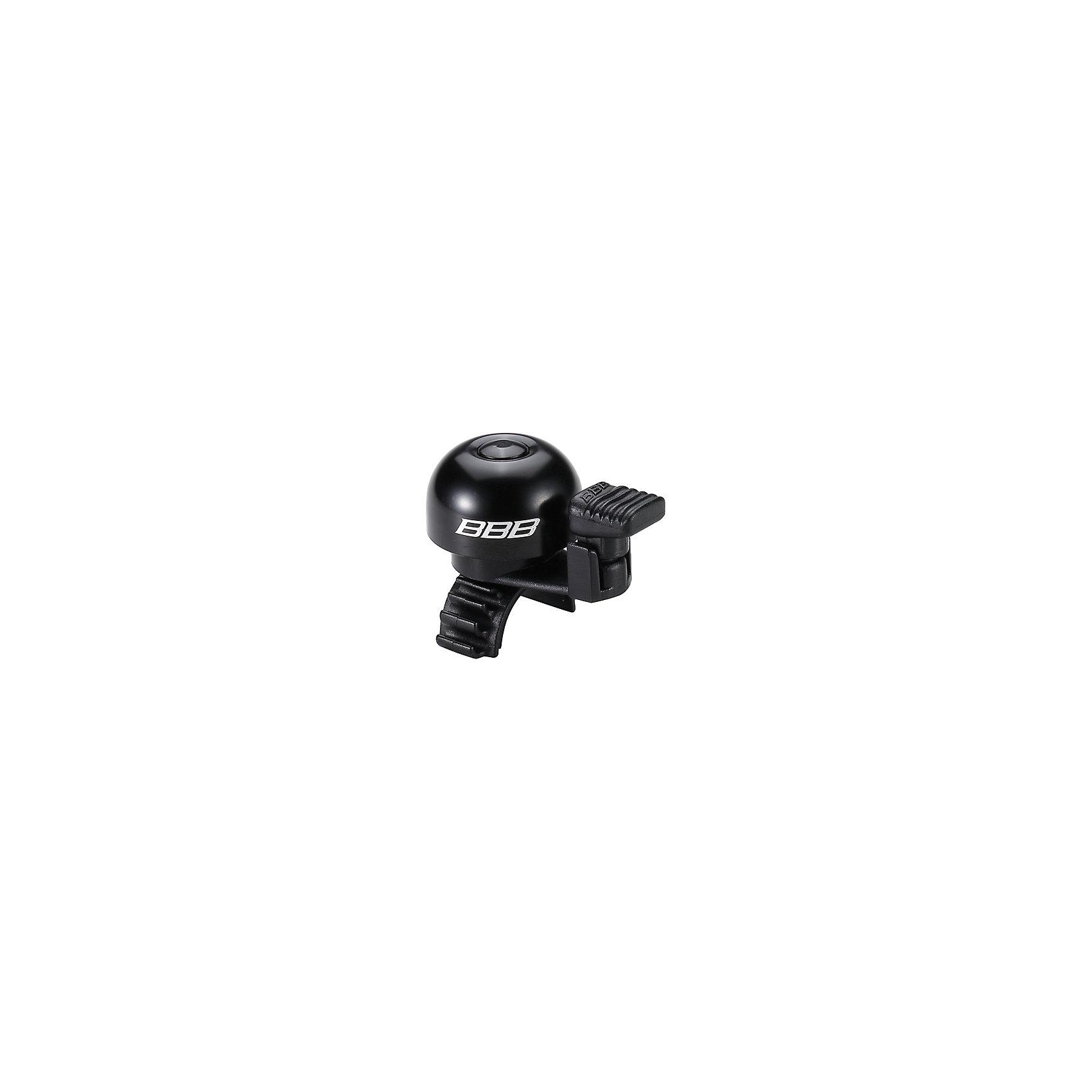 Звонок EasyFit  черный, BBBАксеcсуары для велосипедов<br>Характеристики товара: <br><br>• цвет: черный<br>• облегченный алюминиевый звонок с пружиной из нержавеющей стали <br>• быстросъемный <br>• крепление с резиновым ремешком<br>• подходит для всех видов рулей<br>• прочная и легкая конструкция<br><br>Звонок EasyFit черный, BBB можно купить в нашем интернет-магазине.<br><br>Ширина мм: 160<br>Глубина мм: 80<br>Высота мм: 40<br>Вес г: 31<br>Возраст от месяцев: 36<br>Возраст до месяцев: 144<br>Пол: Унисекс<br>Возраст: Детский<br>SKU: 5569399