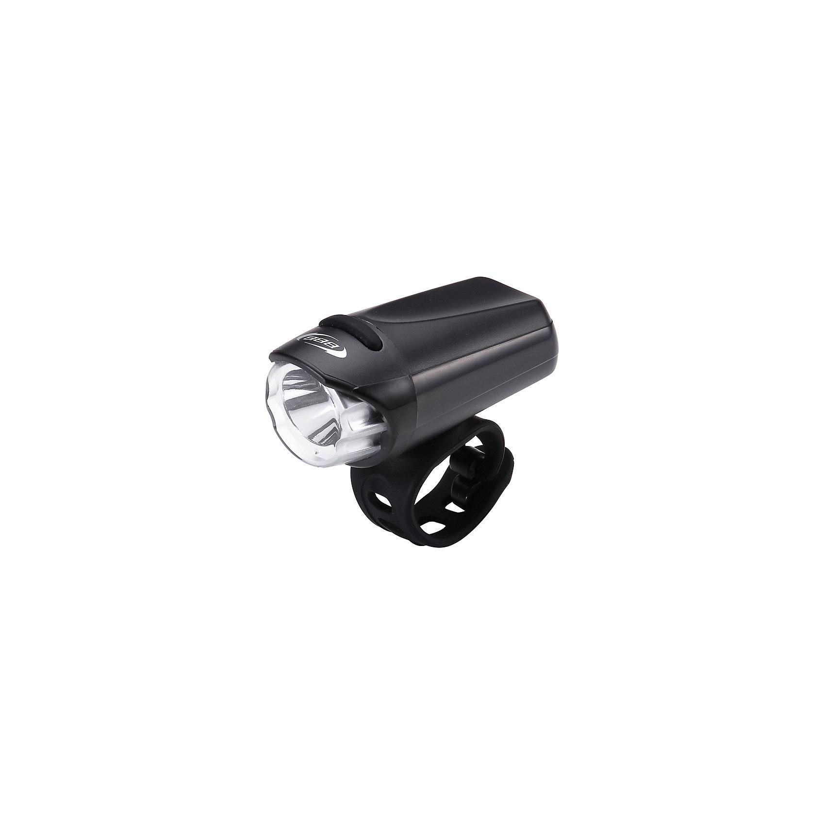 Фонарь передний EcoBeam, BBBАксеcсуары для велосипедов<br>Характеристики товара:  <br><br>• легкий и компактный фонарь<br>• используется яркий светодиод 0,3 Вт<br>• водонепроницаемы корпус<br>• экономичное потребление энергии для долгой работы<br>• резиновая кнопка такого же цвета как и хомут<br>• 2 режима: свет и мигающий<br>• вес: 74 гр<br>• размер: 83 х 38 х 37 мм<br><br>Фонарь передний EcoBeam, BBB можно купить в нашем интернет-магазине.<br><br>Ширина мм: 120<br>Глубина мм: 120<br>Высота мм: 30<br>Вес г: 99<br>Возраст от месяцев: 36<br>Возраст до месяцев: 144<br>Пол: Унисекс<br>Возраст: Детский<br>SKU: 5569402
