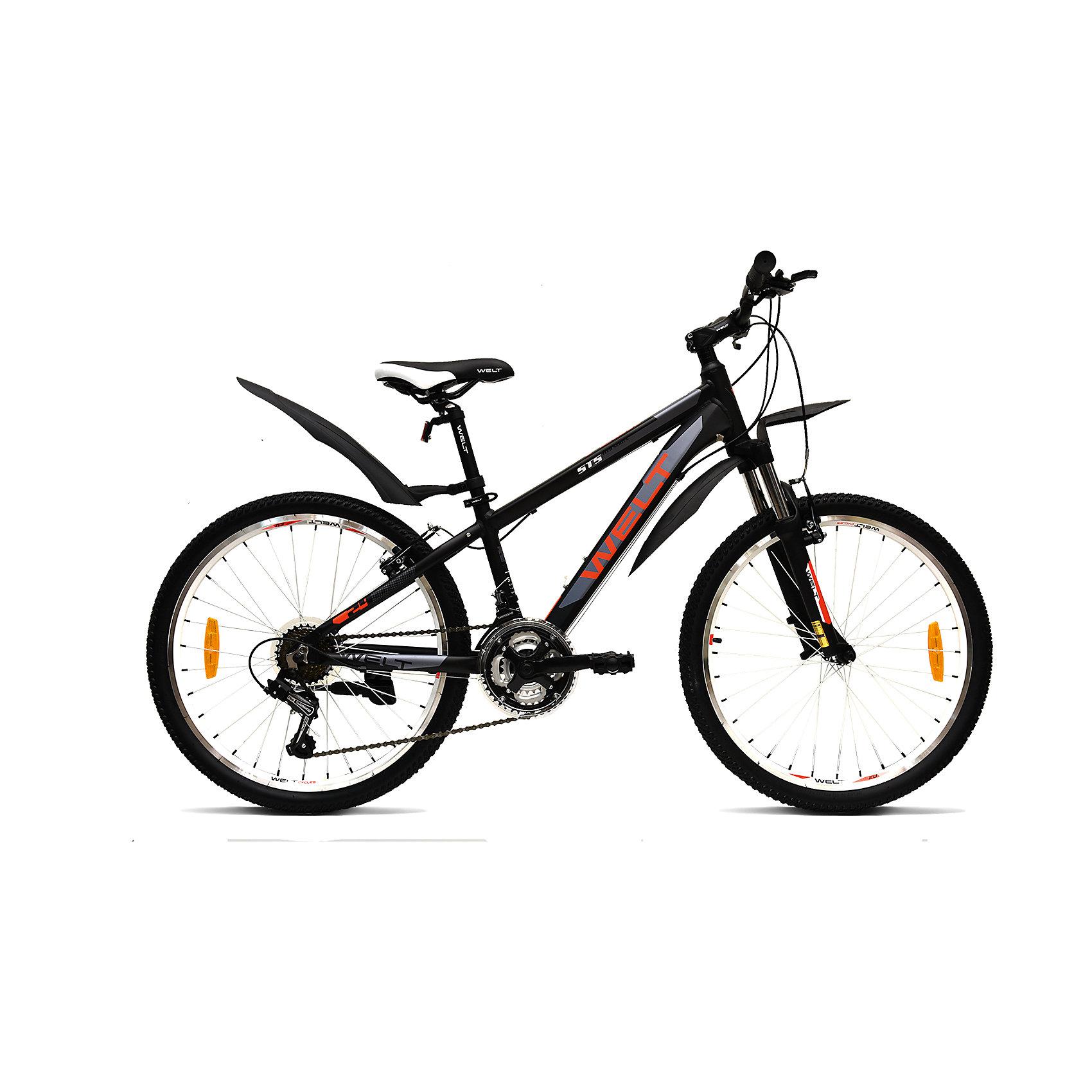 Велосипед  Peak 24, черно-красный, WeltВелосипеды детские<br><br><br>Ширина мм: 1450<br>Глубина мм: 200<br>Высота мм: 800<br>Вес г: 16500<br>Возраст от месяцев: 48<br>Возраст до месяцев: 2147483647<br>Пол: Унисекс<br>Возраст: Детский<br>SKU: 5569439