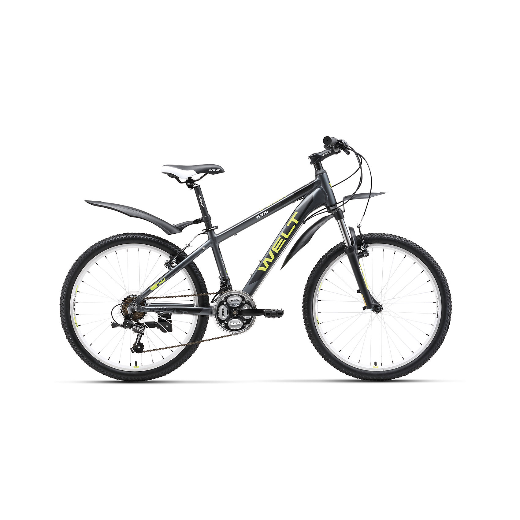 Велосипед  Peak 24, черно-зеленый, WeltВелосипеды детские<br><br><br>Ширина мм: 1450<br>Глубина мм: 200<br>Высота мм: 800<br>Вес г: 16500<br>Возраст от месяцев: 48<br>Возраст до месяцев: 2147483647<br>Пол: Унисекс<br>Возраст: Детский<br>SKU: 5569440