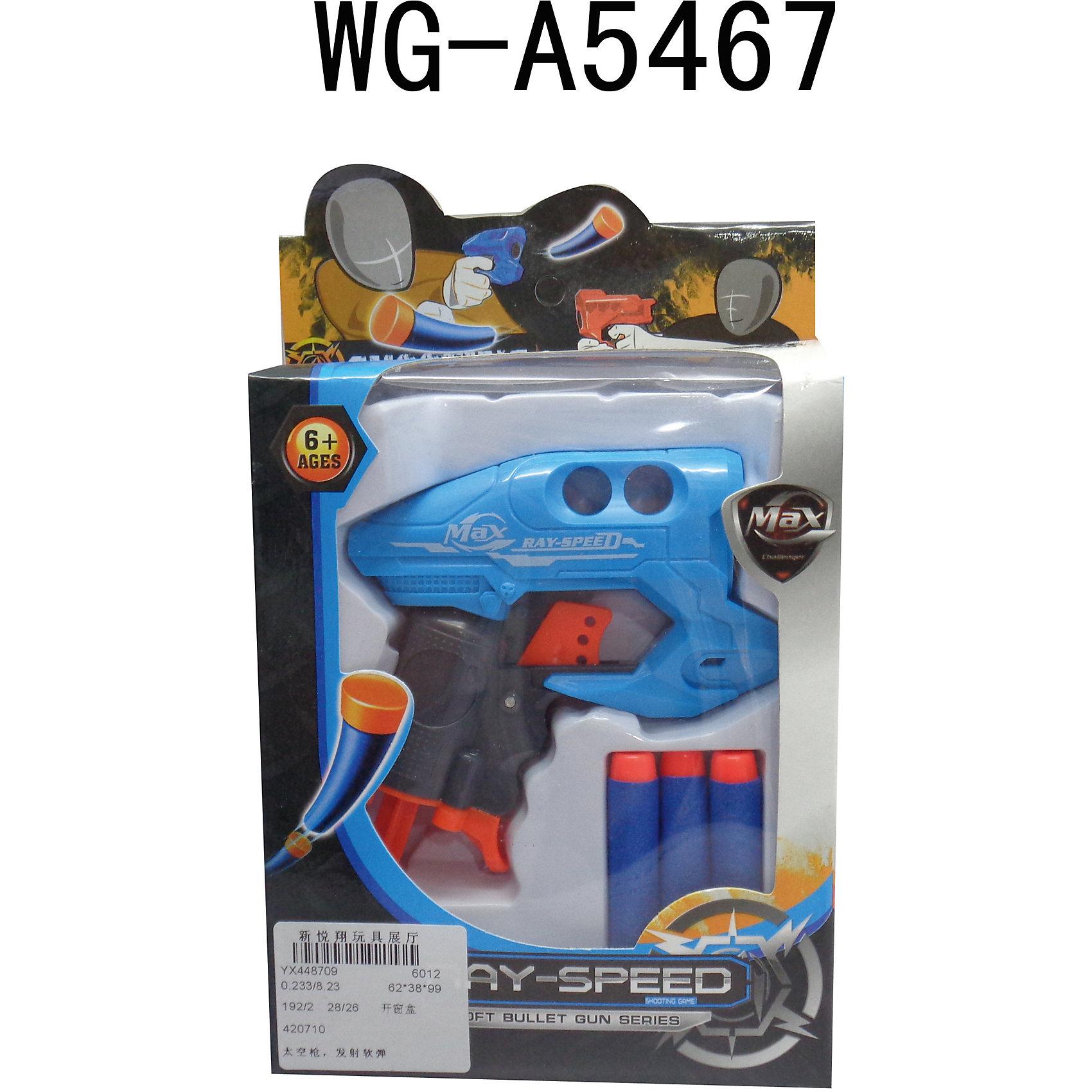 Бластер с мягкими 3-мя снарядами, JunfaБластеры, пистолеты и прочее<br>Бластер с мягкими 3-мя снарядами, Junfa (Джунфа)<br><br>Характеристики:<br><br>• безопасен для детей<br>• в комплекте: бластер, 3 снаряда<br>• размер упаковки: 15х4х23 см<br>• вес: 135 грамм<br><br>Бластер - любимое оружие многих мальчишек. Он точно стреляет в цель, не  оставляя противнику шансов на победу. В комплект Junfa входят три снаряда и крутой бластер, выполненный в голубом и черном цветах. Снаряды мягкие, благодаря чему ребенок не травмируется даже при попадании с близкого расстояния. Игра с бластером поможет развить меткость и координацию движений.<br><br>Бластер с мягкими 3-мя снарядами, Junfa (Джунфа) вы можете купить в нашем интернет-магазине.<br><br>Ширина мм: 150<br>Глубина мм: 230<br>Высота мм: 40<br>Вес г: 135<br>Возраст от месяцев: 36<br>Возраст до месяцев: 2147483647<br>Пол: Мужской<br>Возраст: Детский<br>SKU: 5571408
