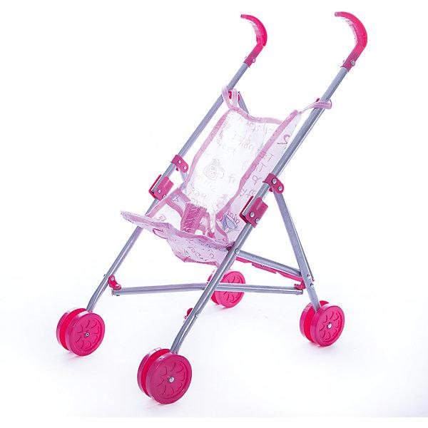 Коляска для куклы, JunfaТранспорт и коляски для кукол<br>Коляска для куклы, Junfa (Джунфа)<br><br>Характеристики:<br><br>• легкая и компактная<br>• удобные ручки<br>• размер коляски: 38х53х23 см<br>• материал: пластик, текстиль<br>• размер упаковки: 9х12х66 см<br>• вес: 542 грамма<br><br>Коляска Junfa отлично подойдет для прогулок с куклами и любимыми игрушками. Коляска выполнена из прочного пластика, а сидение - из плотного текстиля розового цвета. Изогнутые ручки позволят девочке удобно держать коляску, пока она катает куклу. Коляска очень легкая, что особенно удобно для маленьких детей. При необходимости вы сможете сложить коляску наподобие трости. Таким образом, данную игрушку легко хранить и транспортировать. Коляска Junfa позволит девочке почувствовать себя самой заботливой мамочкой.<br><br>Коляску для куклы, Junfa (Джунфа) вы можете купить в нашем интернет-магазине.<br>Ширина мм: 660; Глубина мм: 120; Высота мм: 90; Вес г: 542; Возраст от месяцев: 36; Возраст до месяцев: 2147483647; Пол: Женский; Возраст: Детский; SKU: 5571411;