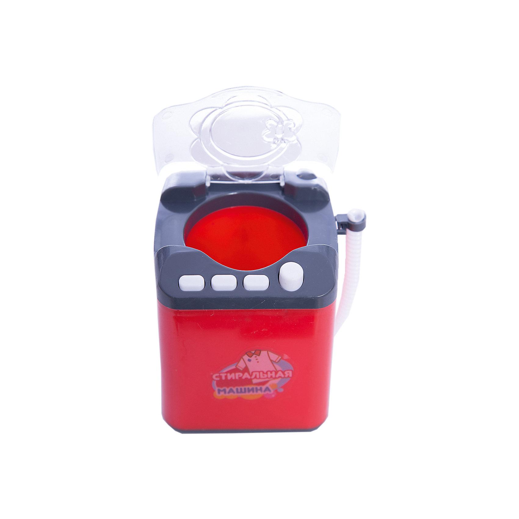 Стиральная машинка, со светом и звуком, ABtoysИгрушечная бытовая техника<br>Стиральная машинка, со светом и звуком, Abtoys (АБтойс)<br><br>Характеристики:<br><br>• светящиеся кнопочки<br>• реалистичные звуки<br>• материал: пластик<br>• батарейки : АА - 2 шт. (не входят в комплект)<br>• размер упаковки: 15,5х9х17 см<br>• вес: 200 грамм<br><br>Стиральная машинка от известного бренда Abtoys научит ребенка помогать маме стирать белье. Во время игры кнопочки загораются, а игрушка издает реалистичные звуки, похожие на настоящую стиральную машину. Стиральная машинка Abtoys изготовлена из качественного прочного пластика, благодаря чему, она прослужит вам очень долго. Для работы необходимы две батарейки АА (не входят в комплект).<br><br>Стиральную машинку, со светом и звуком, Abtoys (АБтойс) можно купить в нашем интернет-магазине.<br><br>Ширина мм: 155<br>Глубина мм: 90<br>Высота мм: 170<br>Вес г: 200<br>Возраст от месяцев: 36<br>Возраст до месяцев: 2147483647<br>Пол: Женский<br>Возраст: Детский<br>SKU: 5571421