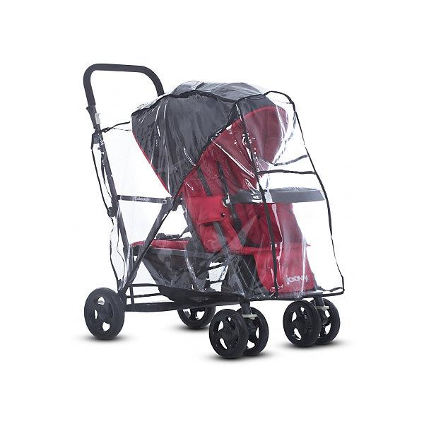 Дождевик для коляски Caboose, JoovyАксессуары для колясок<br>Характеристики товара:<br><br>• возраст с рождения;<br>• материал: винил;<br>• размер упаковки 30,5х22х5 см;<br>• вес упаковки 500 гр.;<br>• страна производитель: США<br><br>Дождевик для коляски Joovy Caboose надежно защитит кроху от дождя, снега, пыли и грязи. Дождевик совместим с колясками Caboose. Оснащен вентиляционными отверстиями и небольшим окошком спереди.<br><br>Дождевик для коляски Joovy Caboose можно приобрести в нашем интернет-магазине.<br>Ширина мм: 220; Глубина мм: 50; Высота мм: 305; Вес г: 500; Возраст от месяцев: 0; Возраст до месяцев: 36; Пол: Унисекс; Возраст: Детский; SKU: 5572077;