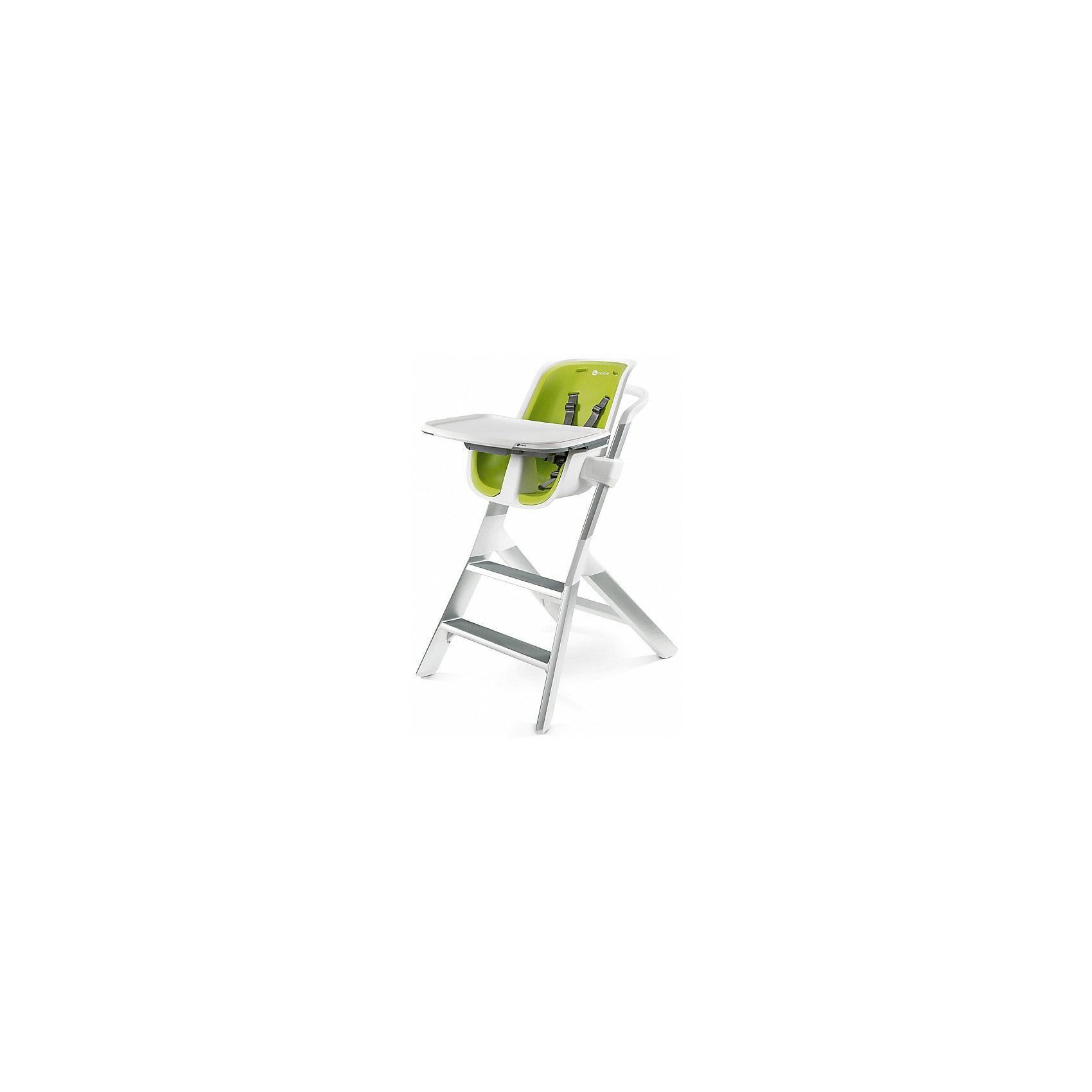 Стульчик для кормления High chair, 4moms, белый/зеленыйот рождения<br>Стульчик для кормления 4 moms High chair белый/зеленый<br><br>Ширина мм: 960<br>Глубина мм: 560<br>Высота мм: 710<br>Вес г: 7400<br>Возраст от месяцев: 0<br>Возраст до месяцев: 36<br>Пол: Унисекс<br>Возраст: Детский<br>SKU: 5572093
