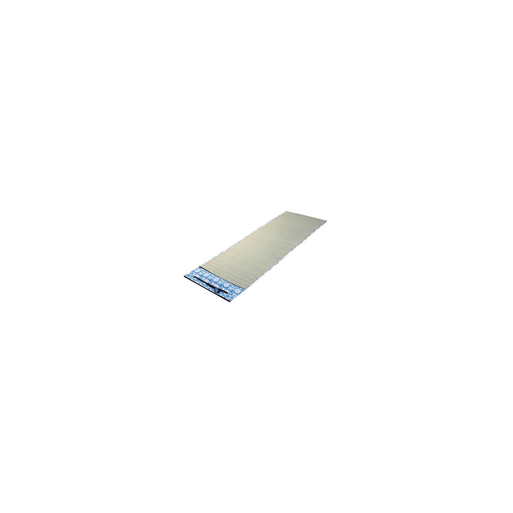 Коврик пляжный соломенный 180*60 смСпортивные коврики<br>Характеристики товара:<br><br>• тип: пляжный<br>• размер: 180х60см<br>• материал: солома, текстиль<br>• вес: 230гр<br>• 4 варианта расцветок в ассортименте<br>• страна-производитель: Китай <br>• упаковка: пакет<br><br>Практичный, компактный и очень легкий складной коврик станет незаменимым аксессуаром для любителей позагорать, дачников, автомобилистов и сторонников активного образа жизни.<br><br>Товар продается в ассортименте. Вид изделия при комплектации заказа зависит от товарного ассортимента на складе.<br><br>Коврик пляжный соломенный 180х60 см можно купить в нашем интернет-магазине.<br><br>Ширина мм: 60<br>Глубина мм: 610<br>Высота мм: 50<br>Вес г: 227<br>Возраст от месяцев: 36<br>Возраст до месяцев: 2147483647<br>Пол: Унисекс<br>Возраст: Детский<br>SKU: 5574448