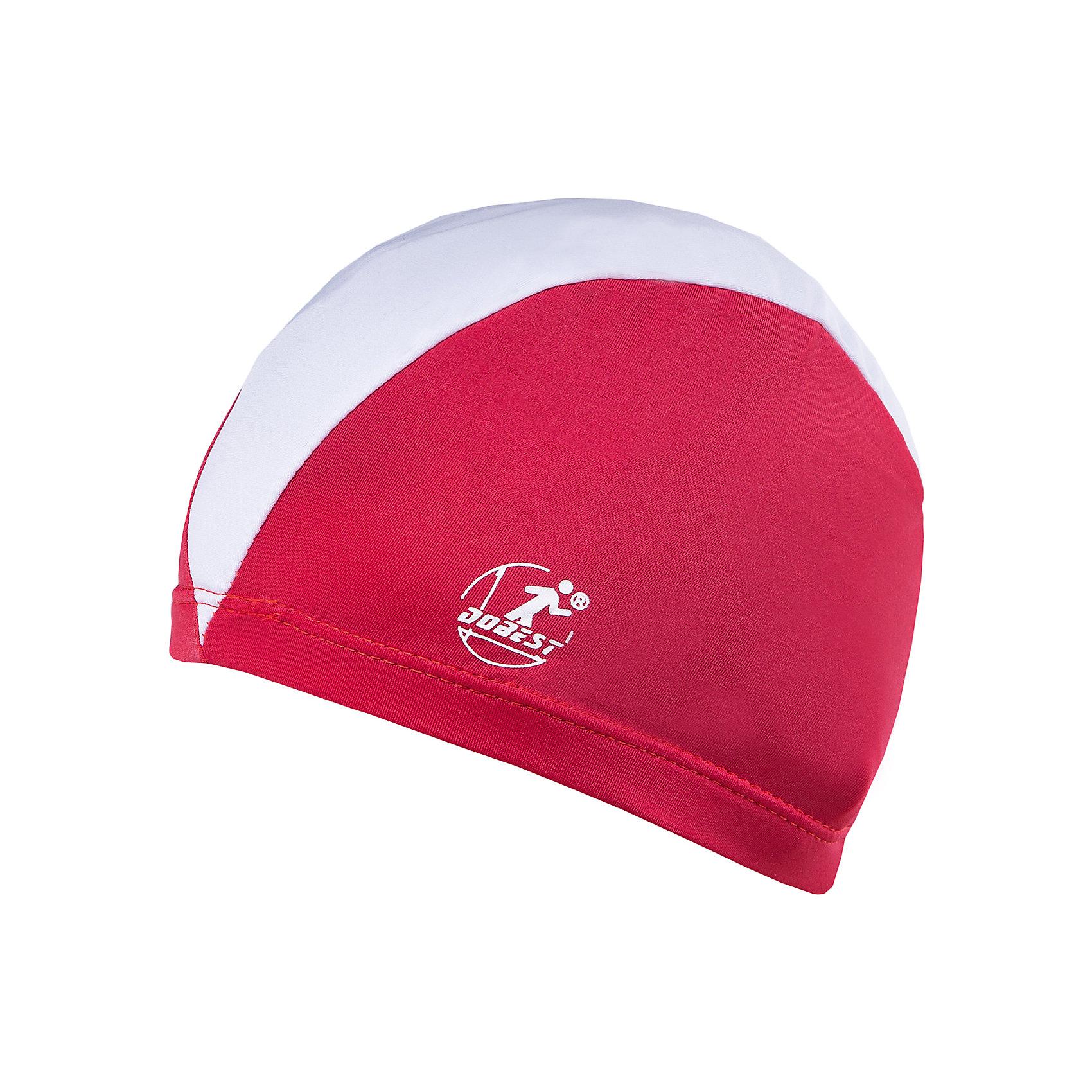 Шапочка для плавания полиэстеровая, красная, DobestОчки, маски, ласты, шапочки<br>Характеристики товара:<br><br>• материал: полиэстер<br>• размер: универсальный<br>• страна-производитель: Китай <br>• упаковка: пакет с подвесом<br><br>Прекрасно защищает ваши волосы при посещении бассейна. <br><br>Легко надевается и снимается, не липнет к волосам и не требует особого ухода. <br><br>Благодаря своей эластичности, шапочка подходит к любому размеру головы.<br><br>Шапочку для плавания полиэстеровая, желтая, Dobest можно купить в нашем интернет-магазине.<br><br>Ширина мм: 165<br>Глубина мм: 120<br>Высота мм: 10<br>Вес г: 23<br>Возраст от месяцев: 36<br>Возраст до месяцев: 2147483647<br>Пол: Унисекс<br>Возраст: Детский<br>SKU: 5574452