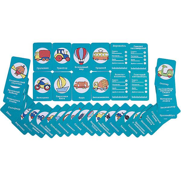 Настольная игра Тачкометр, Selfie mediaНастольные игры для всей семьи<br>Характеристики товара:<br><br>• возраст от 5 лет;<br>• материал: картон;<br>• в наборе: 40 карточек, правила игры;<br>• количество игроков: 2-6<br>• время одной игры: от 15 минут<br>• размер упаковки 14,5х9х3 см;<br>• вес упаковки 90 гр.;<br>• страна производитель Россия.<br><br>Настольная игра «Тачкометр» Selfie media — увлекательная игра для компании. В наборе карточки с автомобилями и их свойствами: скорость, мастерство, драйв. Каждому свойству начислены определенные баллы. Каждый игрок получает карточки, но не видит свойств. Он должен расположить карточки в порядке возрастания по одному из свойств. Если он сделал все правильно, то берет одну карточку себе. Если нет, кладет все карты обратно в колоду. В конце игры участники подсчитывают очки.<br><br>Настольную игру «Тачкометр» Selfie media можно приобрести в нашем интернет-магазине.<br><br>Ширина мм: 90<br>Глубина мм: 30<br>Высота мм: 145<br>Вес г: 90<br>Возраст от месяцев: 60<br>Возраст до месяцев: 2147483647<br>Пол: Унисекс<br>Возраст: Детский<br>SKU: 5578443