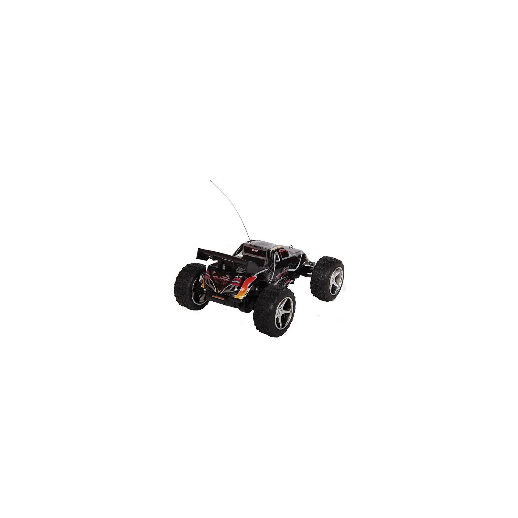 Автомобиль на р/у Speed Racer, черный, WL ToysРадиоуправляемый транспорт<br>Характеристики товара:<br><br>• возраст от 6 лет;<br>• материал: пластик;<br>• в комплекте: автомобиль, пульт дистанционного управления, 20 дорожных конусов, антенна ПДУ, лента для создания защитного кольца, инструкция;<br>• пульт работает от батареек АА (в комплекте);<br>• размер упаковки 11,5х7х4,5 см;<br>• вес упаковки 562 гр.;<br>• страна производитель: Китай.<br><br>Автомобиль «Speed Racer» WL Toys черный — удивительный автомобиль на радиоуправлении, который умеет исполнять самые сложные трюки, прыгать с трамплина, выполнять сложные сальто и развороты. Машина оснащена 5 разными скоростными режимами, тюнингом, защитой от ударов. При помощи пульта регулируется скорость движения и торможение. Во время движения может достигать скорости до 30 км/час. С таким невероятным автомобилем мальчишки могут устроить захватывающие заезды и гонки.<br><br>Автомобиль «Speed Racer» WL Toys черный можно приобрести в нашем интернет-магазине.<br><br>Ширина мм: 115<br>Глубина мм: 70<br>Высота мм: 45<br>Вес г: 562<br>Возраст от месяцев: 72<br>Возраст до месяцев: 2147483647<br>Пол: Мужской<br>Возраст: Детский<br>SKU: 5581244
