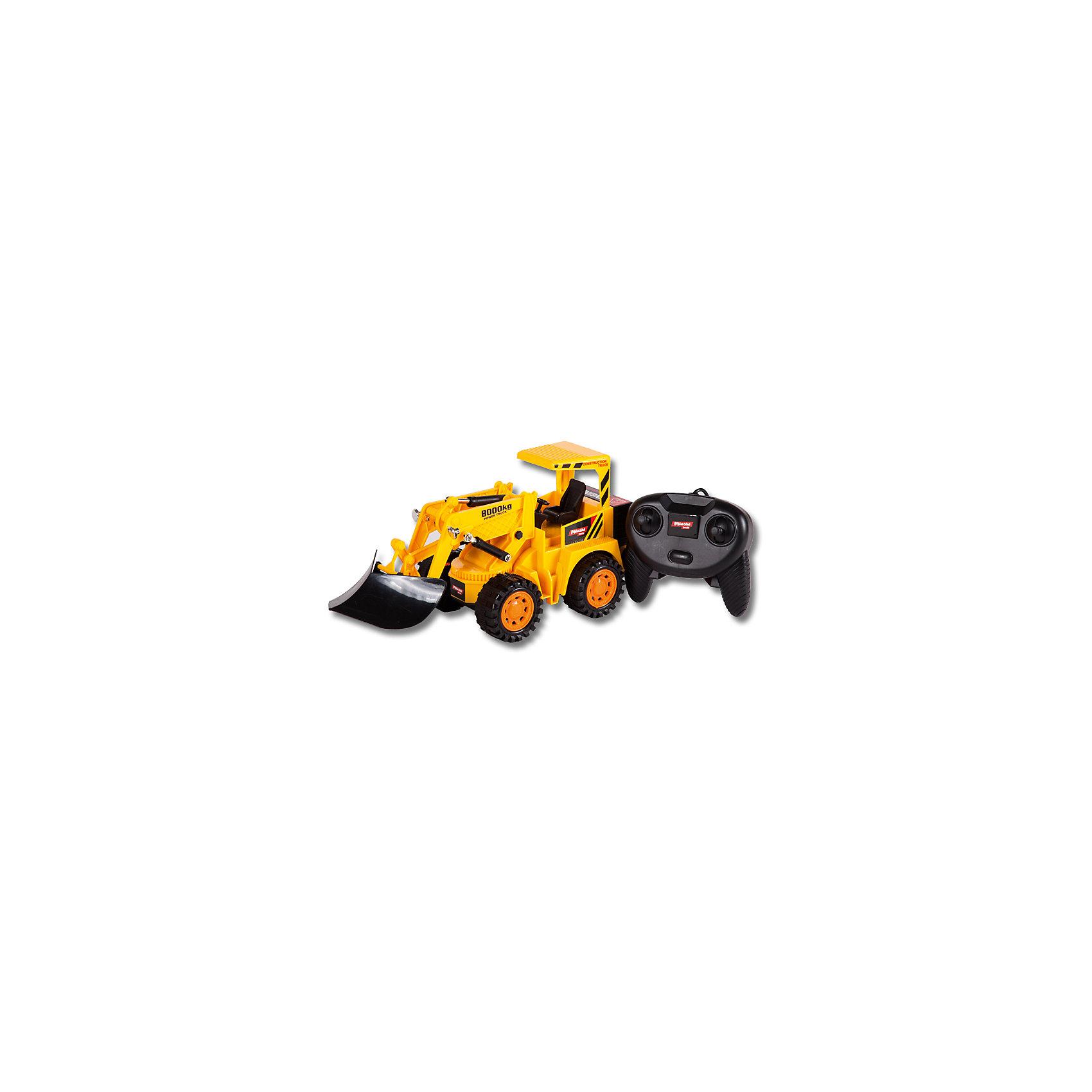 Бульдозер, проводное управление, Mioshi TechИдеи подарков<br>Характеристики товара:<br><br>• возраст от 6 лет;<br>• материал: пластик;<br>• в комплекте: бульдозер, проводной пульт;<br>• пульт работает от 3 батареек АА (в комплект не входят);<br>• длина игрушки 28,5 см;<br>• длина провода 1,5 метра;<br>• размер упаковки 33х13,5х15 см;<br>• вес упаковки 578 гр.;<br>• страна производитель: Китай.<br><br>Бульдозер Mioshi Tech — увлекательная игрушка, которая управляется проводным пультом. Бульдозер используется на строительной площадке для копания ям. Машина может ездить в разных направлениях. Ковш поднимается и опускается, изображая строительные работы. Игрушка изготовлена из качественного безопасного пластика.<br><br>Бульдозер Mioshi Tech проводное управление можно приобрести в нашем интернет-магазине.<br><br>Ширина мм: 330<br>Глубина мм: 135<br>Высота мм: 150<br>Вес г: 578<br>Возраст от месяцев: 72<br>Возраст до месяцев: 2147483647<br>Пол: Мужской<br>Возраст: Детский<br>SKU: 5581256