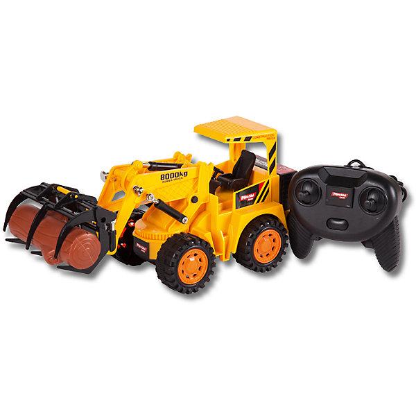 Погрузчик с захватом, проводное управление, Mioshi TechИдеи подарков<br>Характеристики товара:<br><br>• возраст от 6 лет;<br>• материал: пластик;<br>• в комплекте: погрузчик, проводной пульт;<br>• пульт работает от 3 батареек АА (в комплект не входят);<br>• длина игрушки 28,5 см;<br>• длина провода 1,5 метра;<br>• размер упаковки 33х13,5х15 см;<br>• вес упаковки 595 гр.;<br>• страна производитель: Китай.<br><br>Погрузчик с захватом Mioshi Tech выполняет ряд разных строительных работ: транспортировку грузов и строительного мусора, выравнивание, укладку грунта. Игрушка управляется проводным пультом. Машина может ездить в разных направлениях. Механизм захвата поднимается и опускается, изображая строительные работы. Игрушка изготовлена из качественного безопасного пластика.<br><br>Погрузчик с захватом Mioshi Tech проводное управление можно приобрести в нашем интернет-магазине.<br>Ширина мм: 330; Глубина мм: 135; Высота мм: 150; Вес г: 595; Возраст от месяцев: 72; Возраст до месяцев: 2147483647; Пол: Мужской; Возраст: Детский; SKU: 5581258;