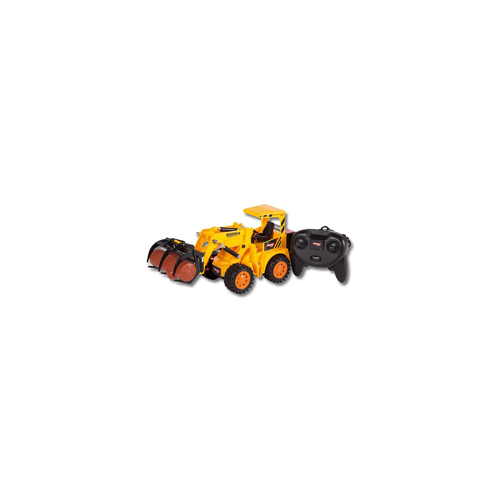 Погрузчик с захватом, проводное управление, Mioshi TechИдеи подарков<br>Характеристики товара:<br><br>• возраст от 6 лет;<br>• материал: пластик;<br>• в комплекте: погрузчик, проводной пульт;<br>• пульт работает от 3 батареек АА (в комплект не входят);<br>• длина игрушки 28,5 см;<br>• длина провода 1,5 метра;<br>• размер упаковки 33х13,5х15 см;<br>• вес упаковки 595 гр.;<br>• страна производитель: Китай.<br><br>Погрузчик с захватом Mioshi Tech выполняет ряд разных строительных работ: транспортировку грузов и строительного мусора, выравнивание, укладку грунта. Игрушка управляется проводным пультом. Машина может ездить в разных направлениях. Механизм захвата поднимается и опускается, изображая строительные работы. Игрушка изготовлена из качественного безопасного пластика.<br><br>Погрузчик с захватом Mioshi Tech проводное управление можно приобрести в нашем интернет-магазине.<br><br>Ширина мм: 330<br>Глубина мм: 135<br>Высота мм: 150<br>Вес г: 595<br>Возраст от месяцев: 72<br>Возраст до месяцев: 2147483647<br>Пол: Мужской<br>Возраст: Детский<br>SKU: 5581258