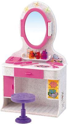 Набор мебели для кукол Магическое зеркало , DollyToy